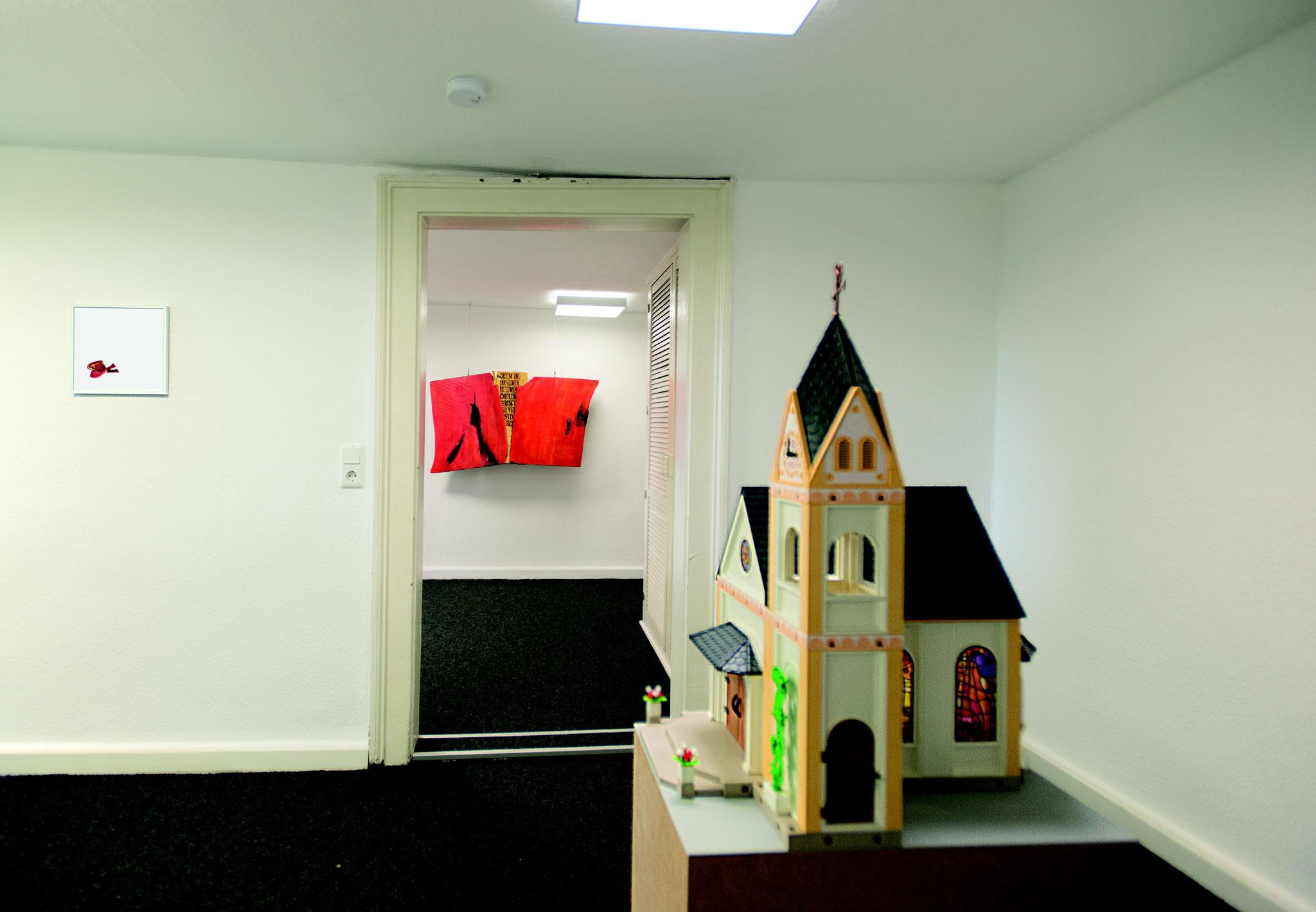 Installation-Ansicht Donath / Lorenz Höfer
