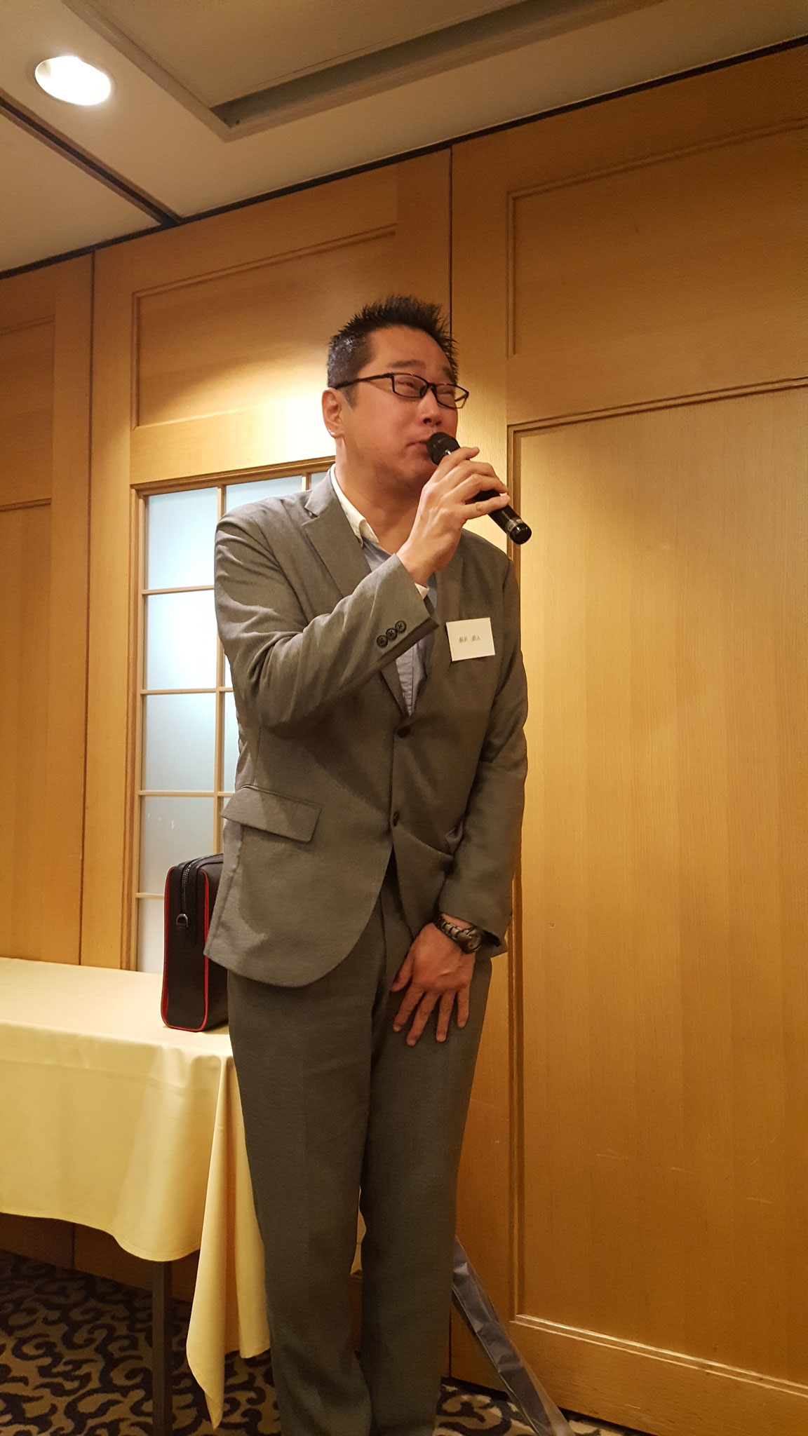 桜井直人市議会議員
