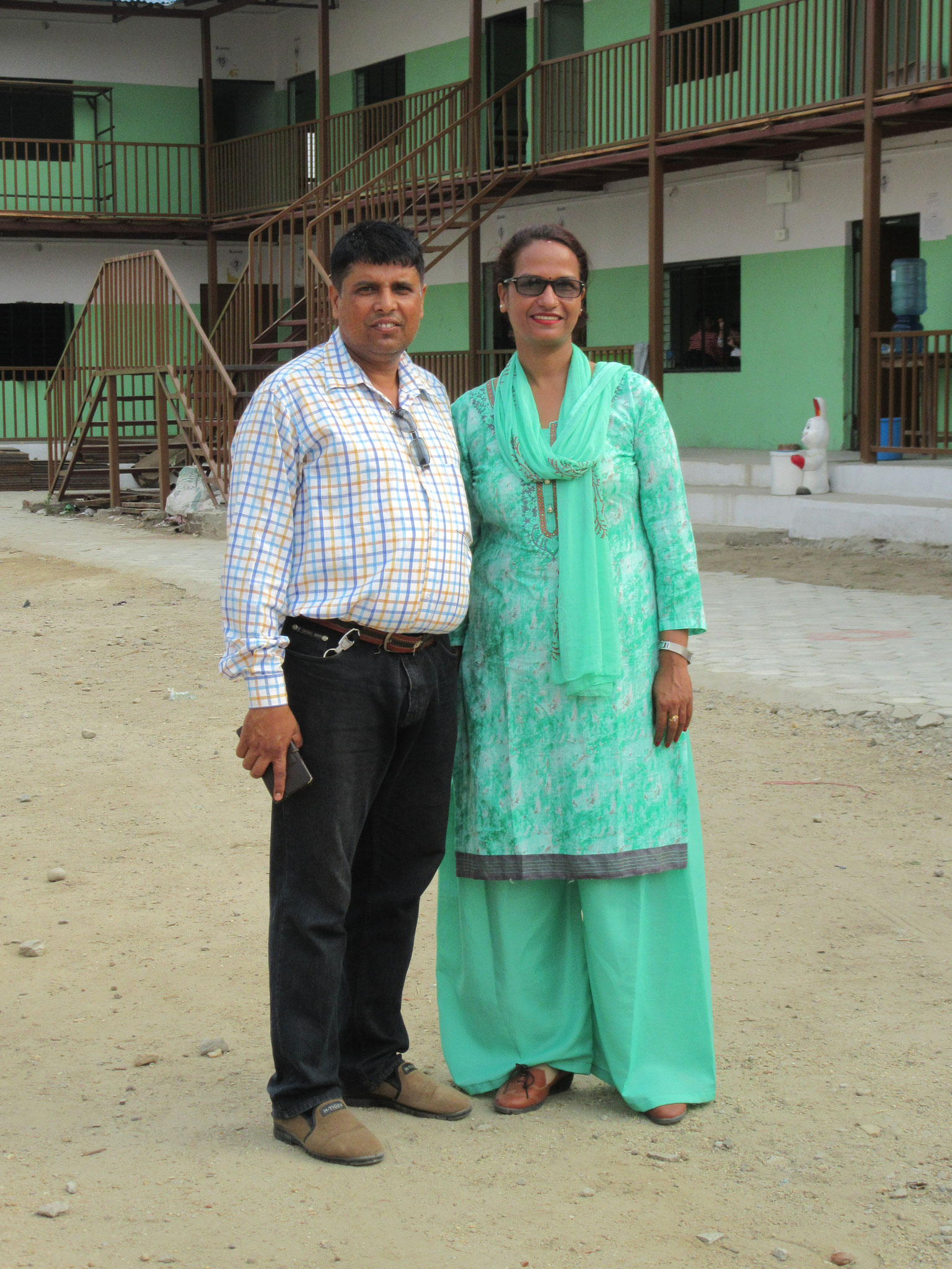 Owners of the school