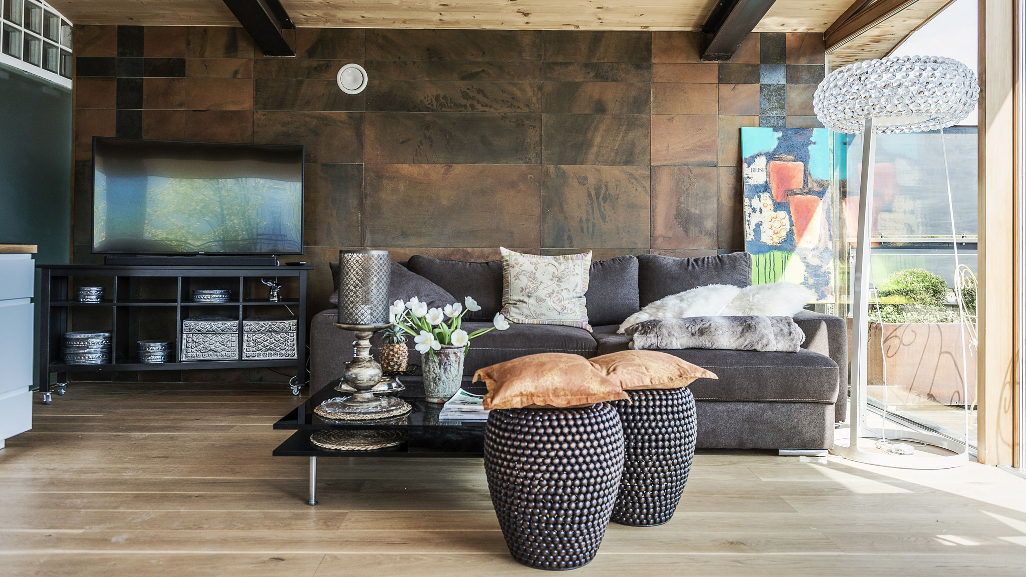 Wohnzimmer Apartment Figaro