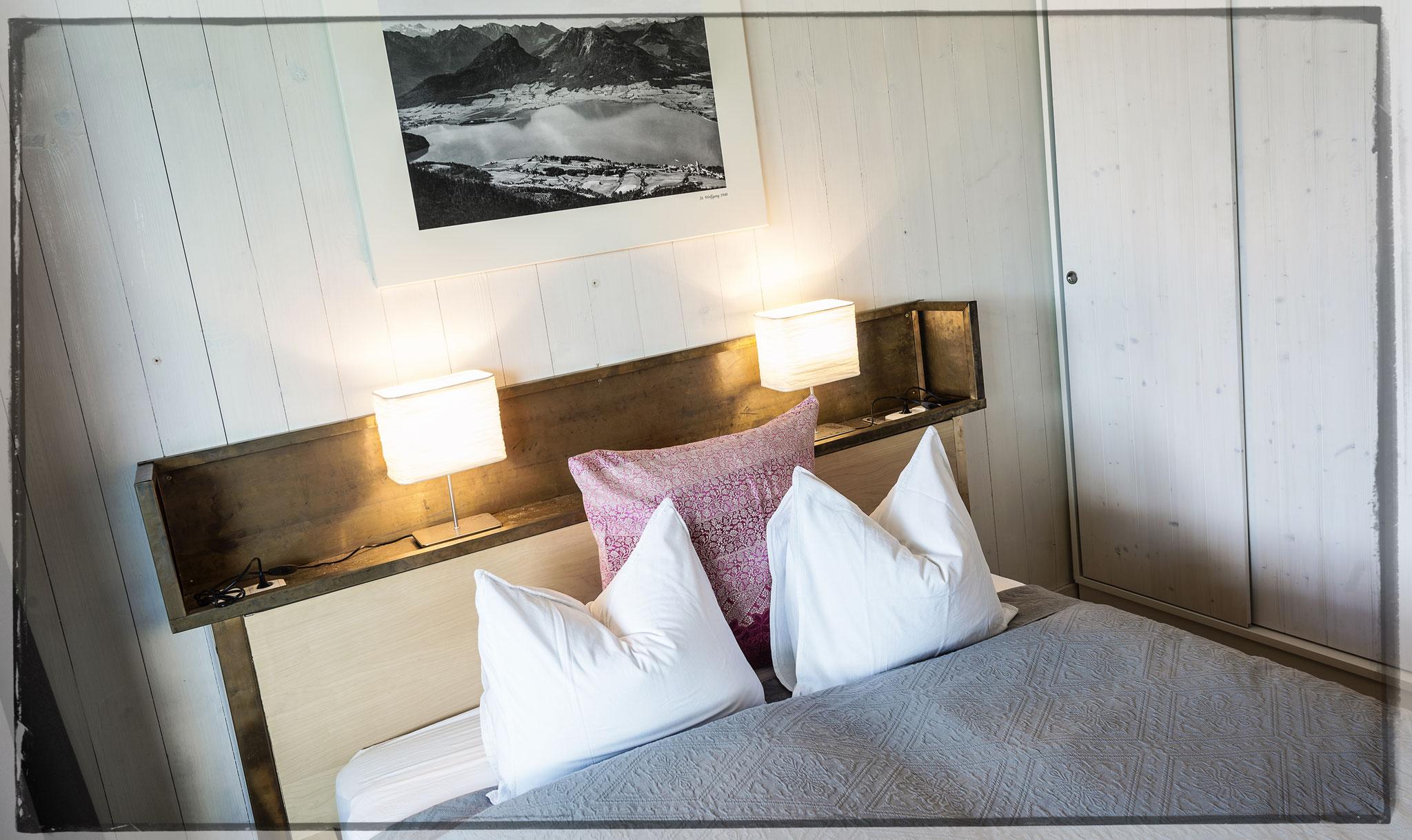 Schlafzimmer Detail Kleine Nachtmusik