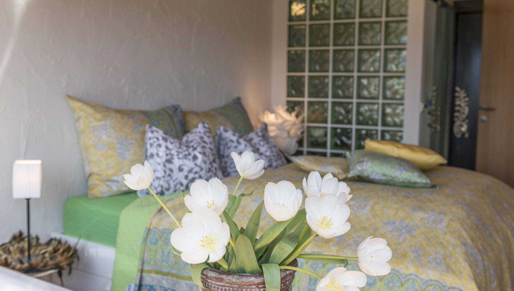 Schlafzimmer Apartment Figaro