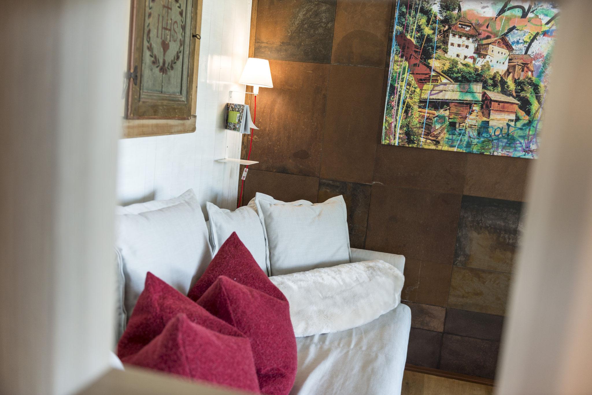 Detail Apartment Kleine Nachtmusik