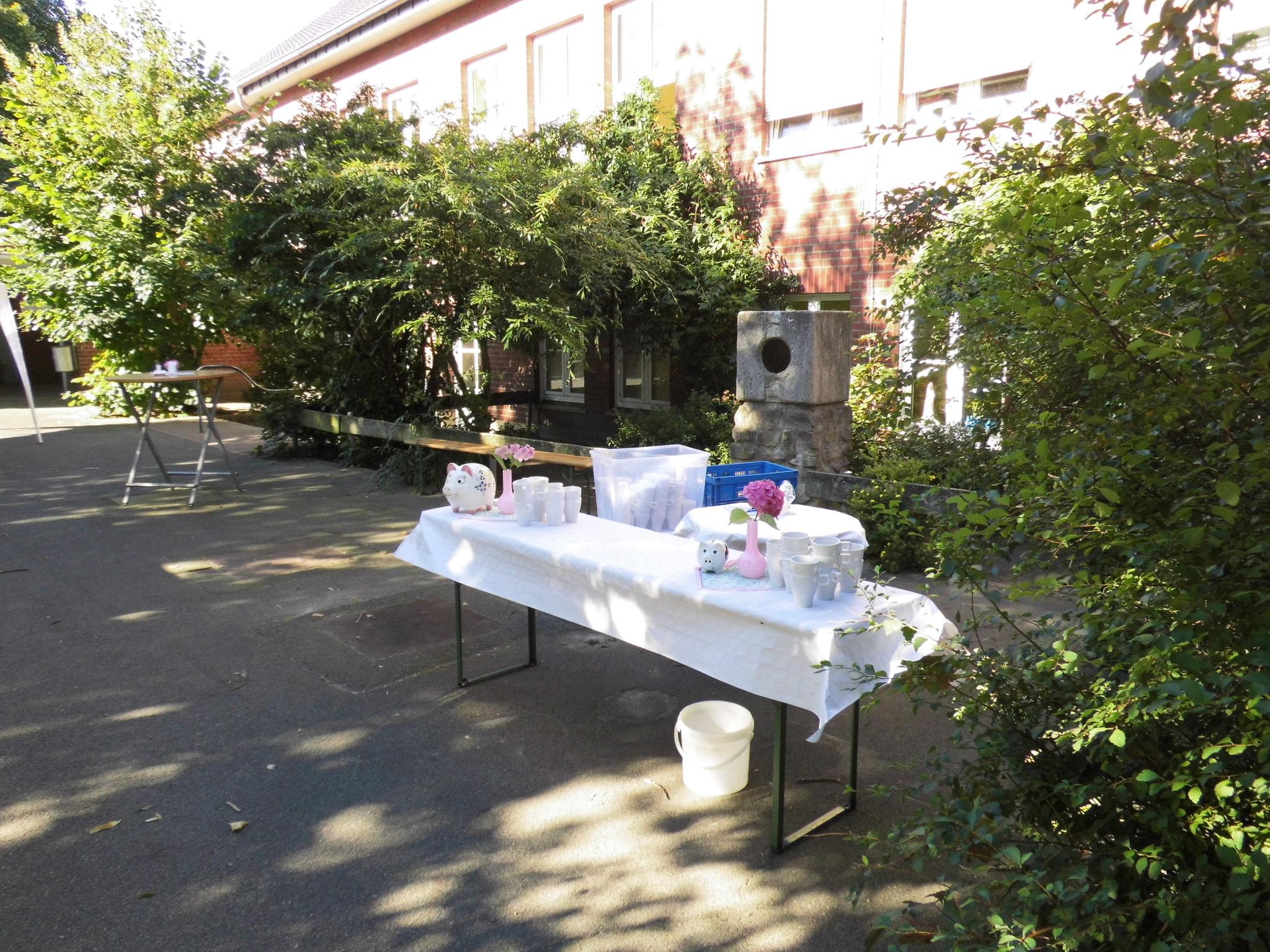 Elterncafe Einschulung 2016