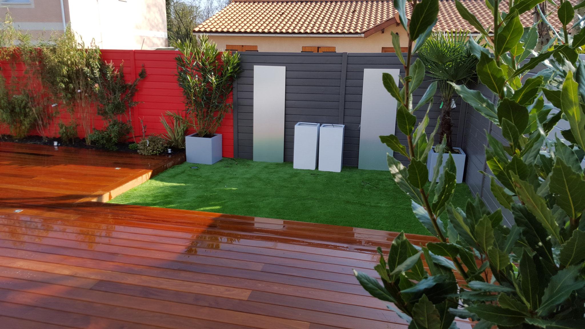 jardin urbain paysagiste jardin de ville balcon terrasse On jardin urbain paysagiste
