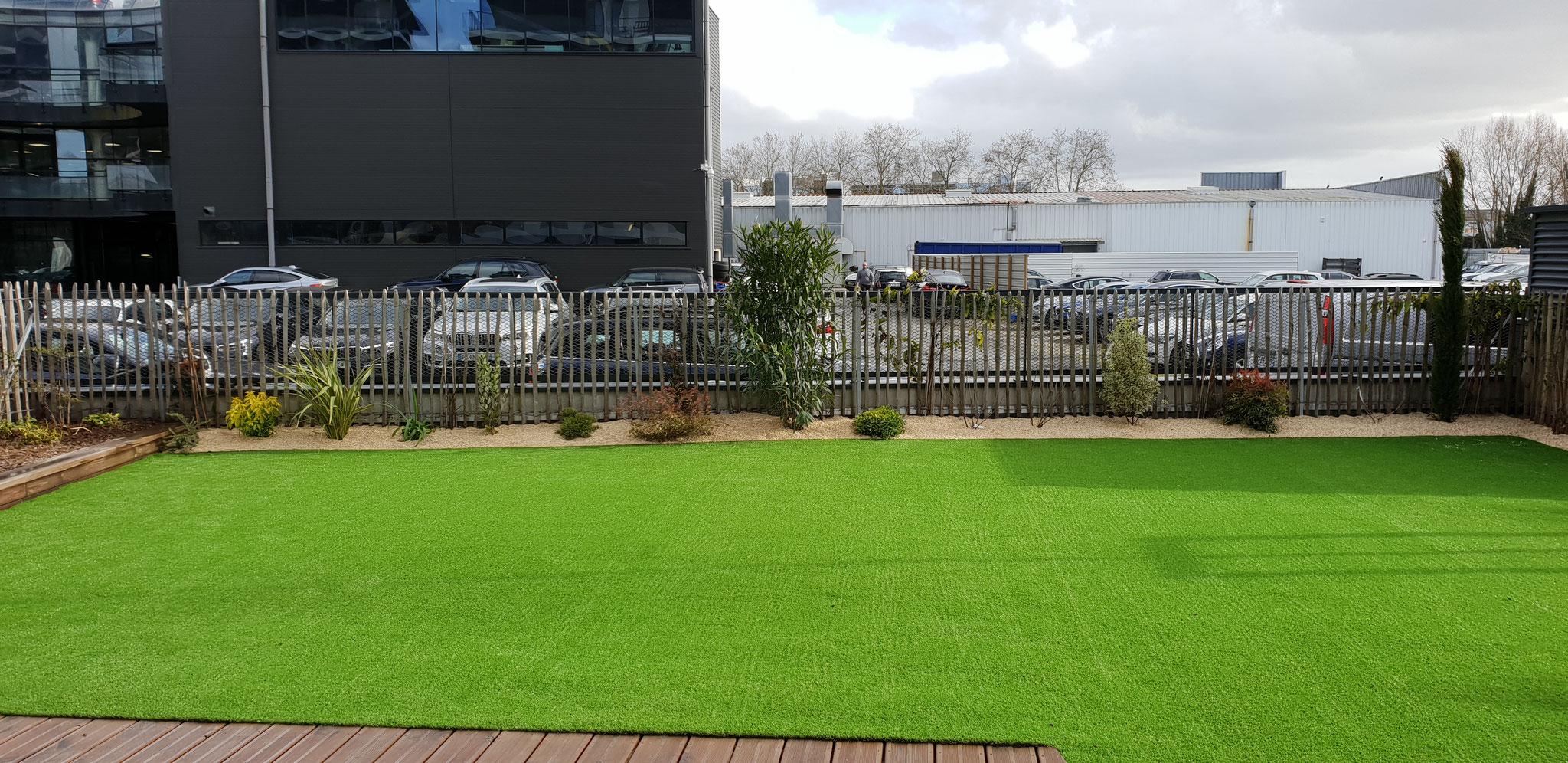 Mobilier De Jardin Merignac jardin urbain - paysagiste jardin de ville balcon terrasse