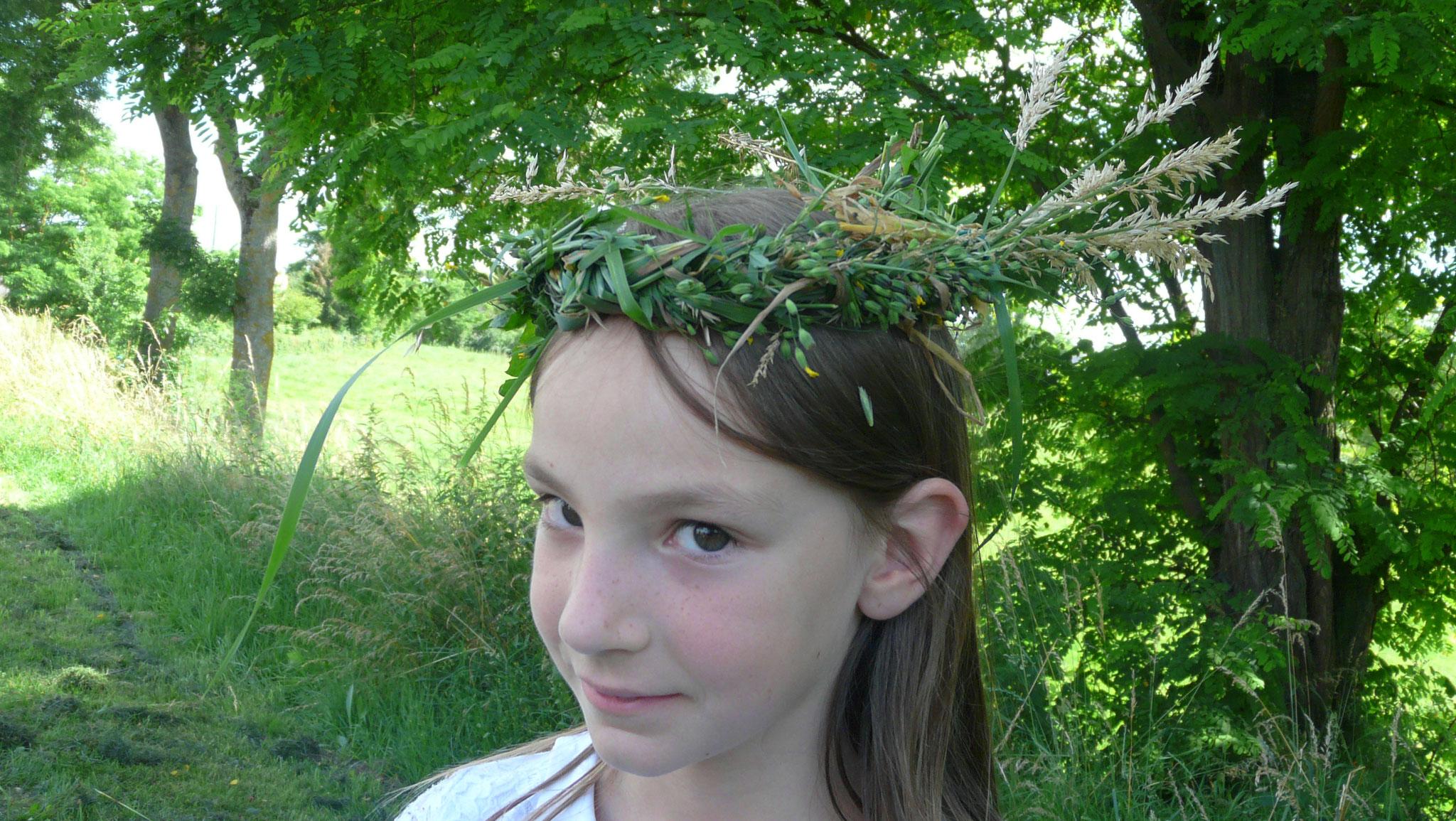 Laura, la fée des graminées....