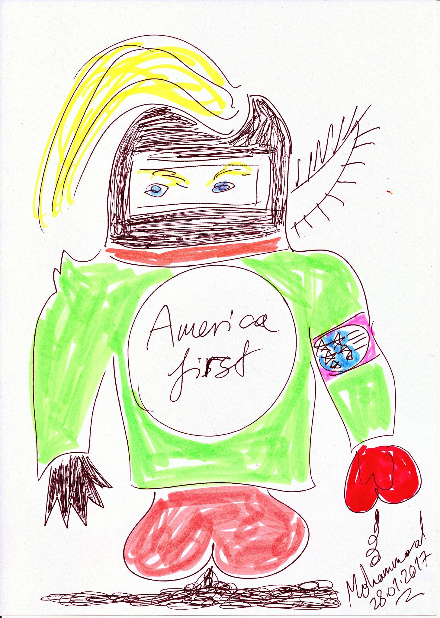 America first2