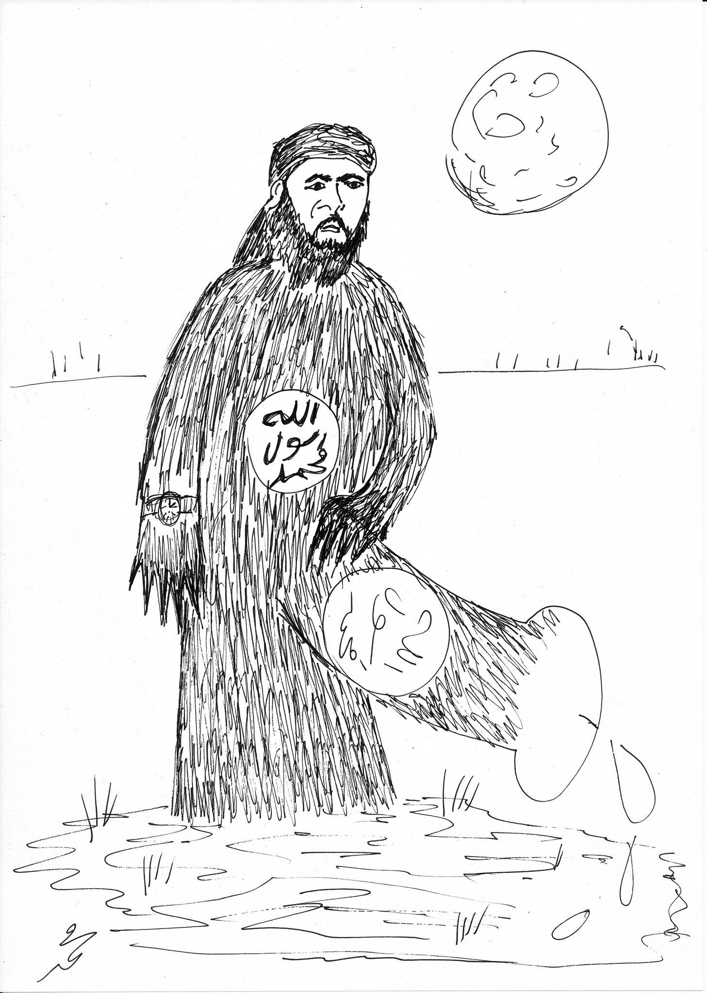 Al-Bagdadi lebt