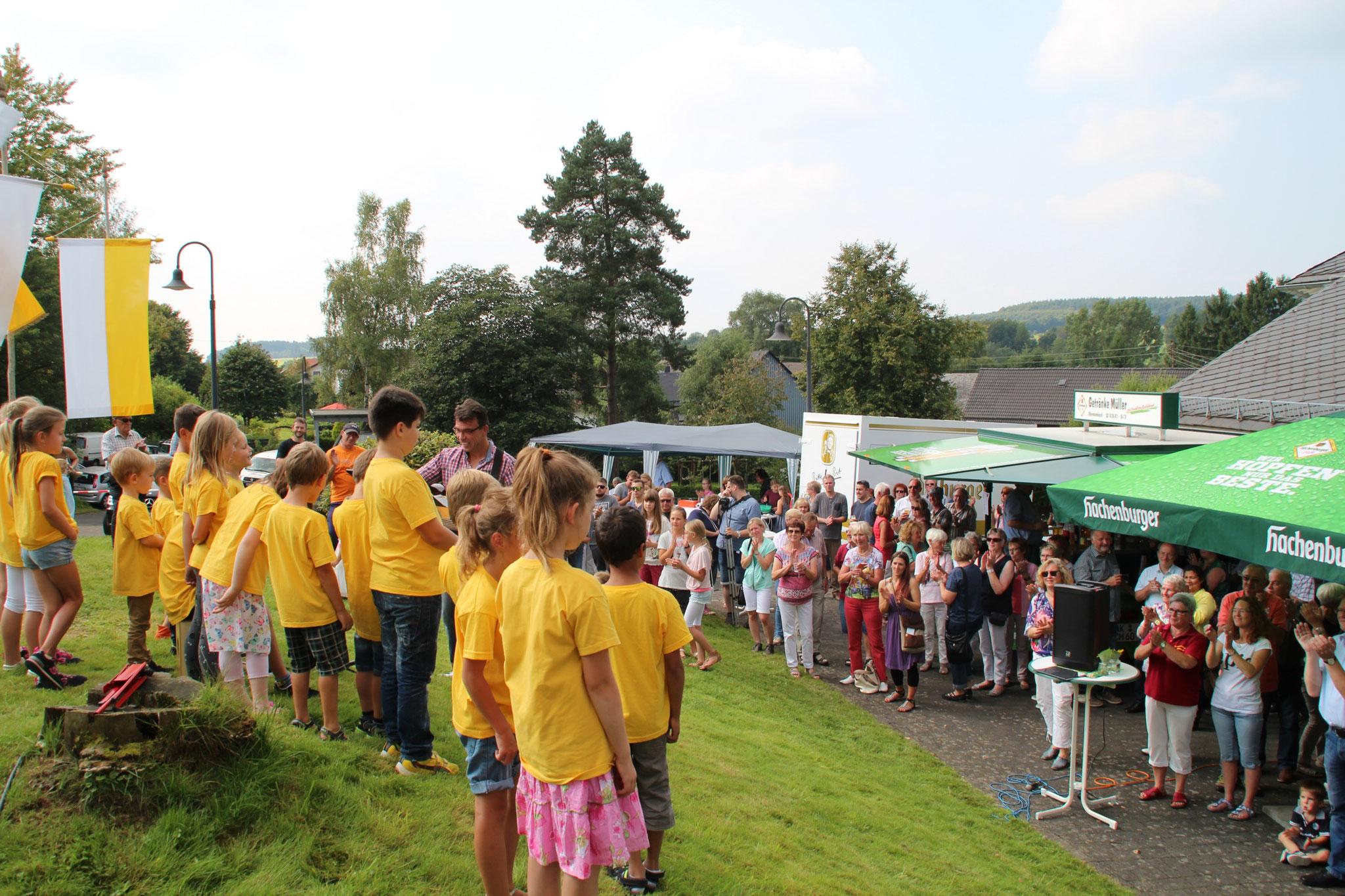 Die Kinder-Klang-Werkstatt von ihren Fans gefeiert!