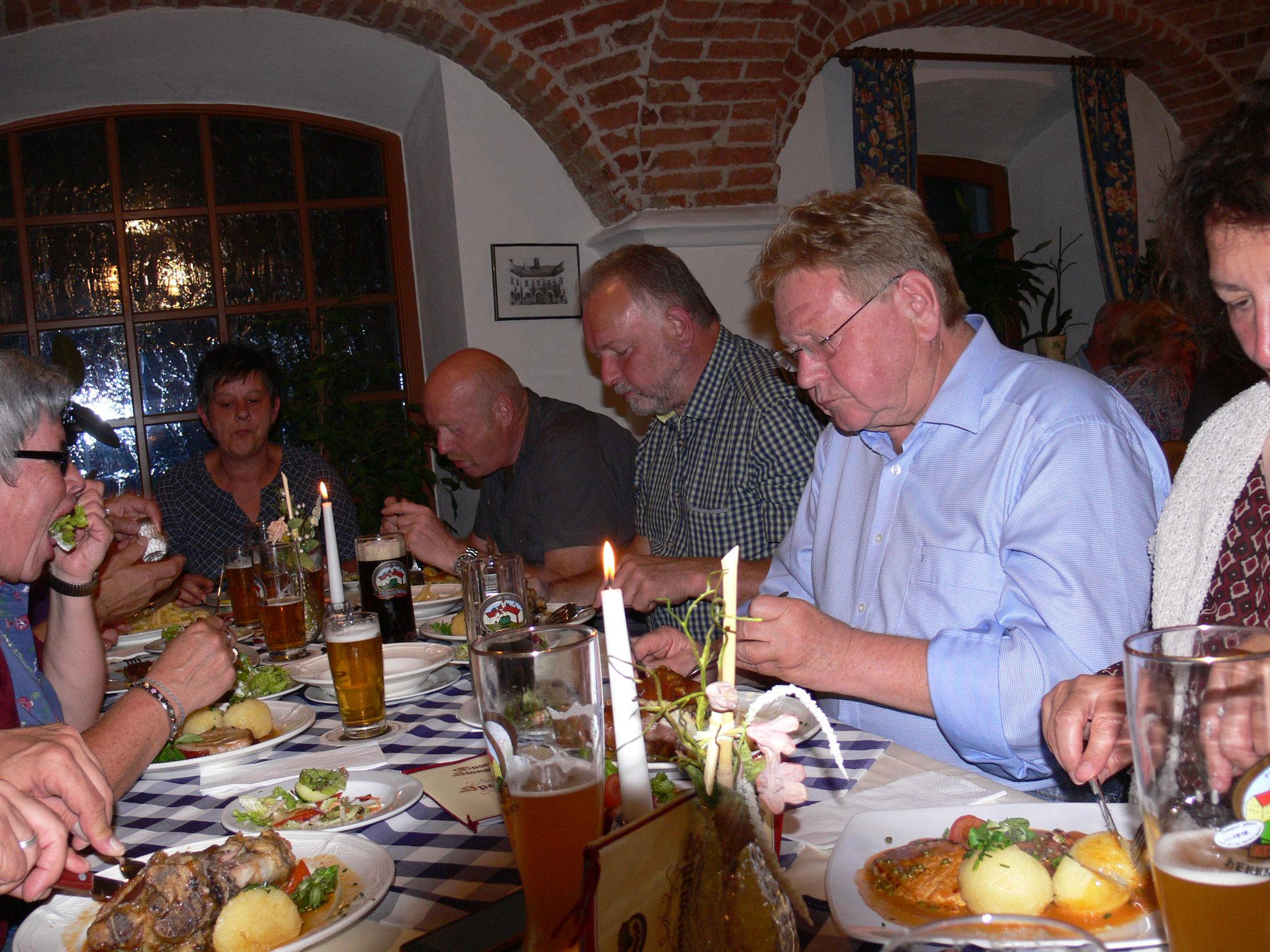 So ernährt man sich in Bayern.