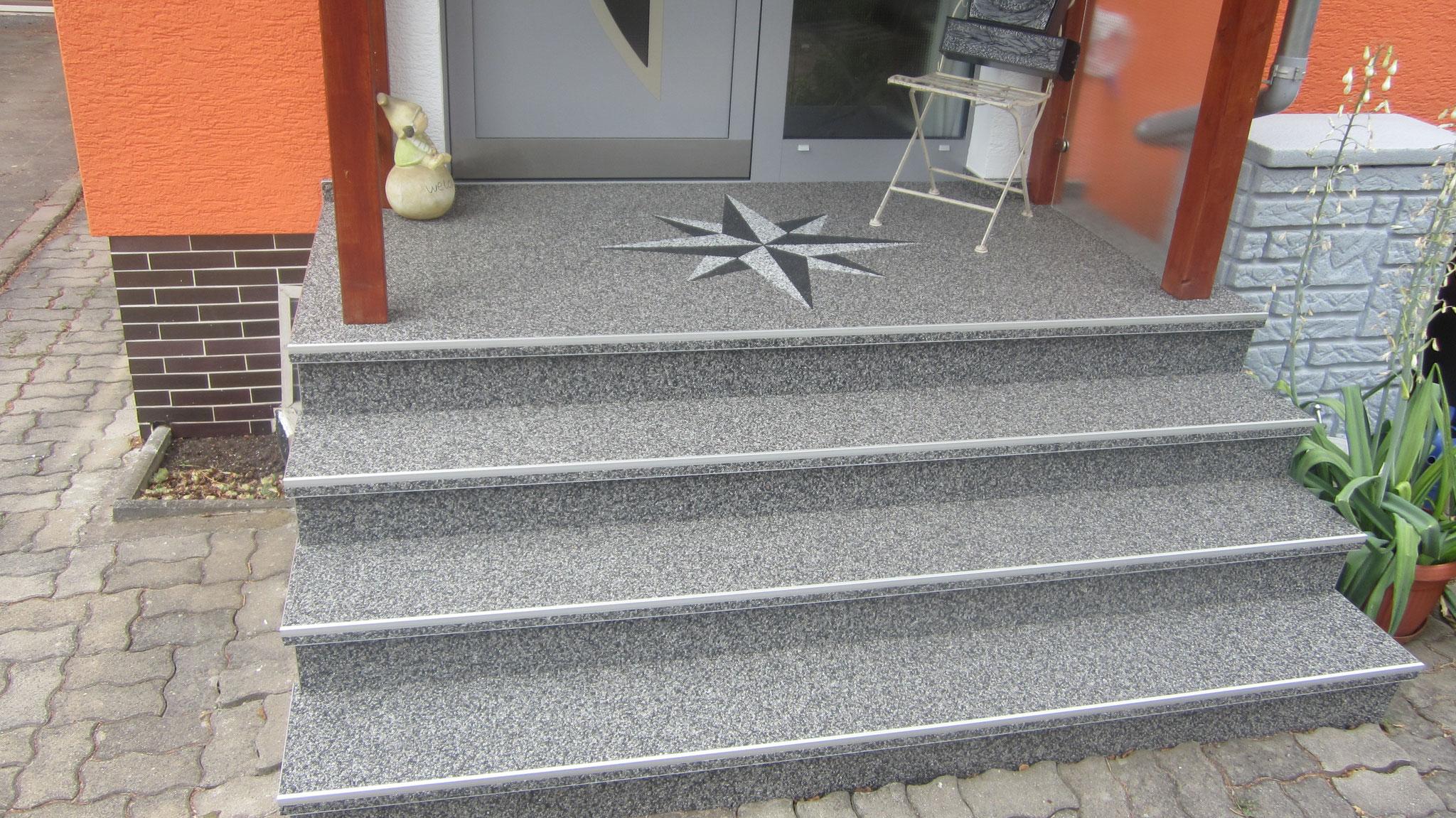 Steinteppich in Nordhausen