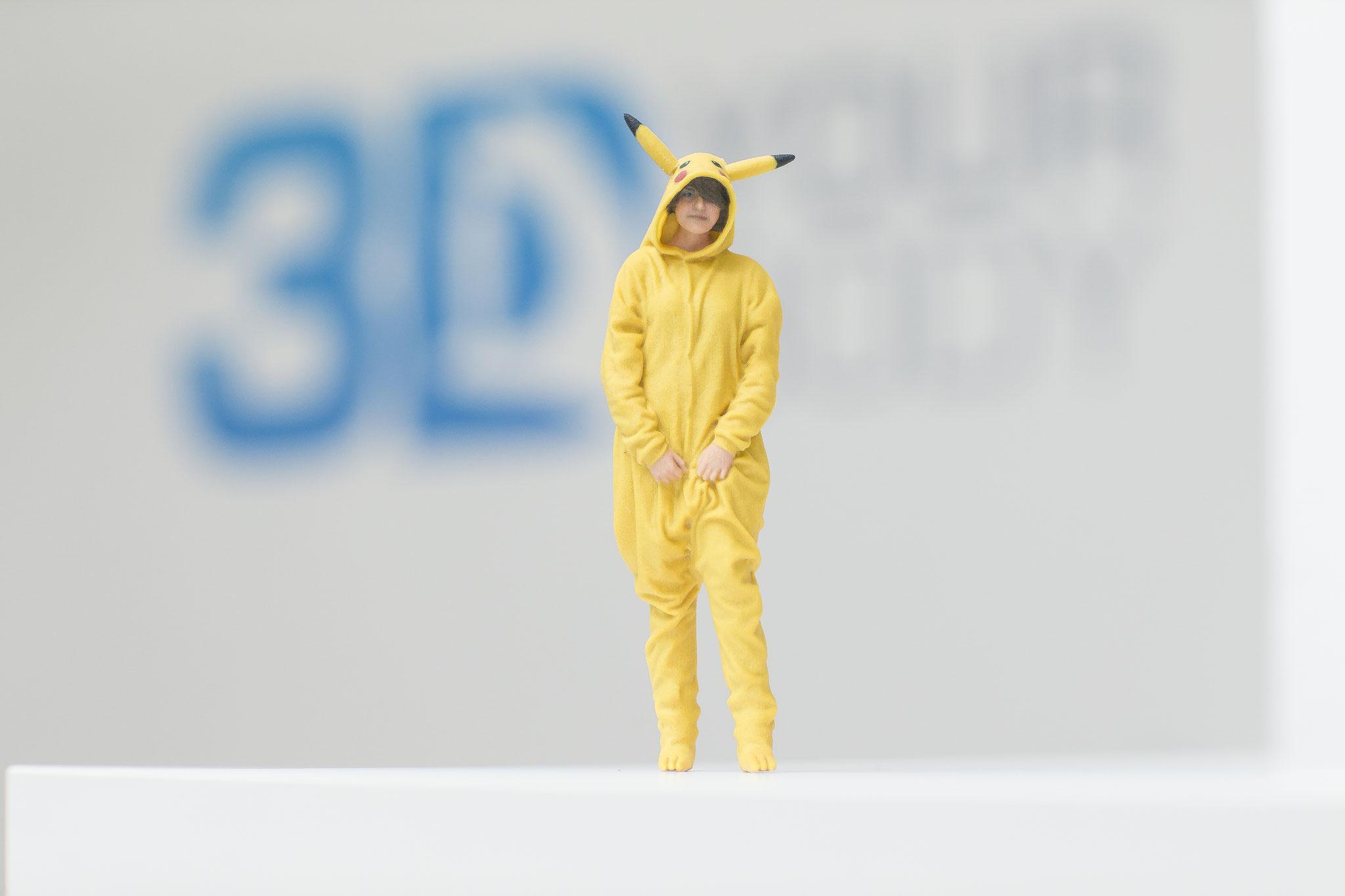 3D-Miniatur aus Berlin, München, Köln, Rostock und Dresden