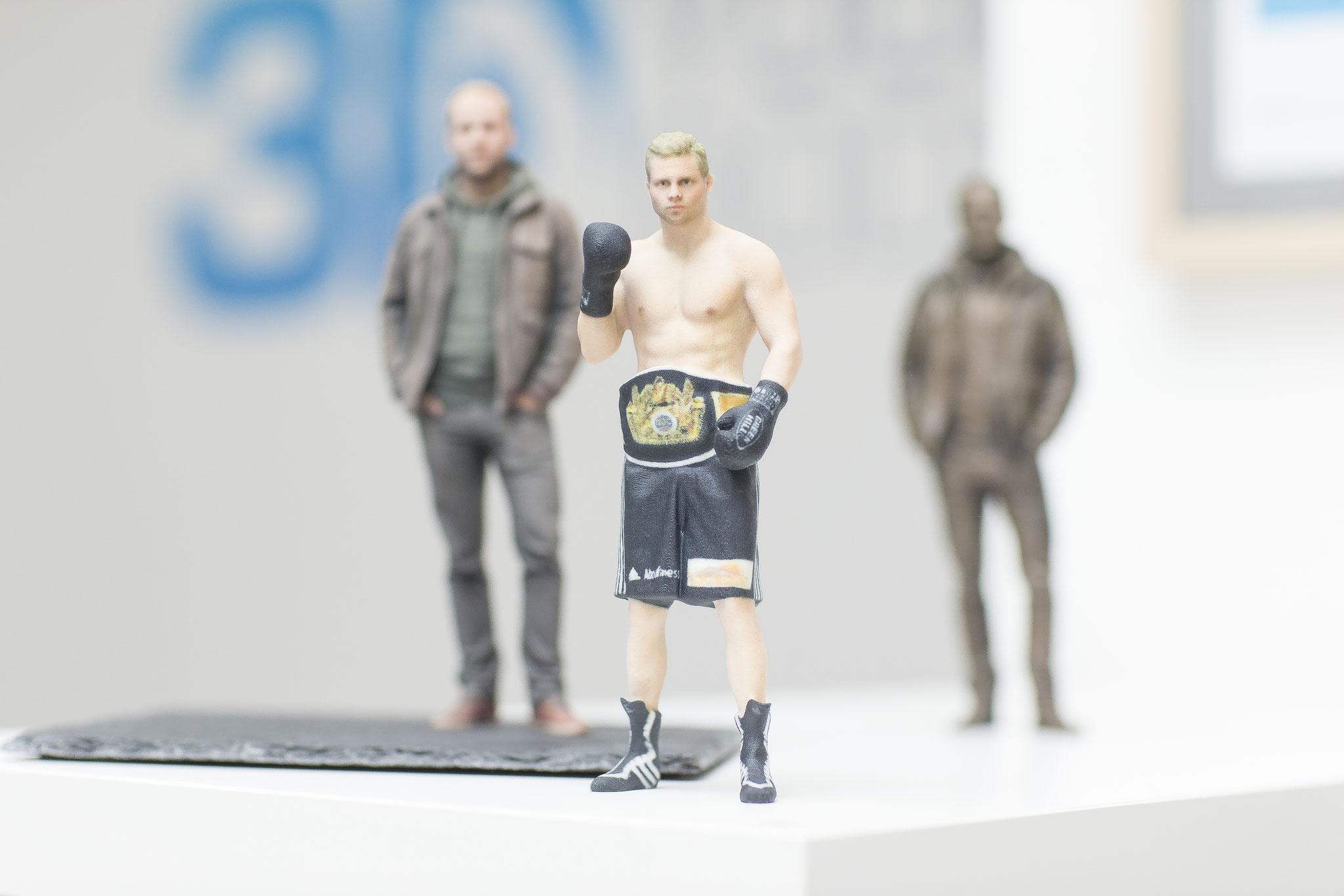 3D-Fotostudios in Berlin, München, Köln, Rostock und Dresden