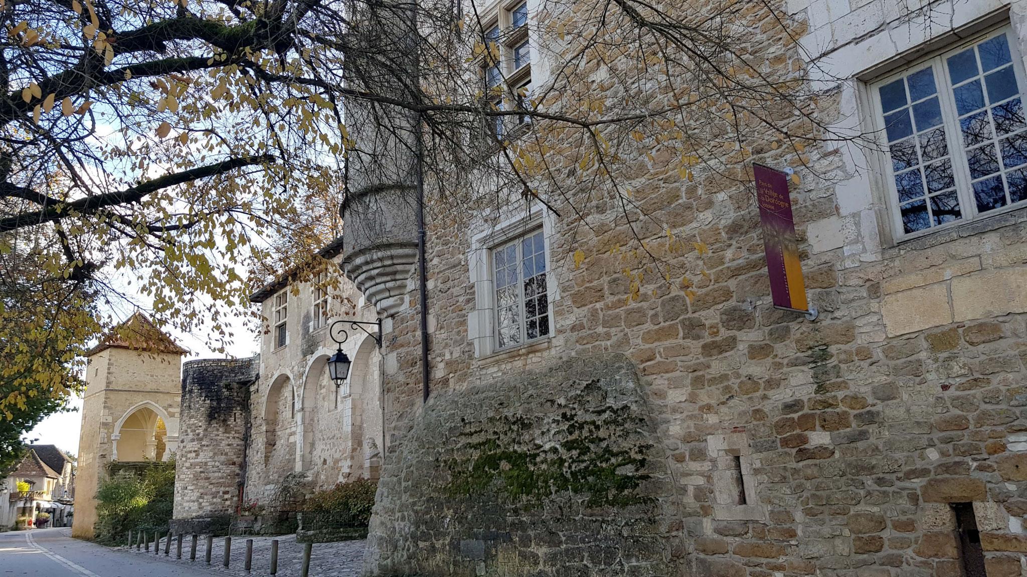 Le château des doyens de Carennac