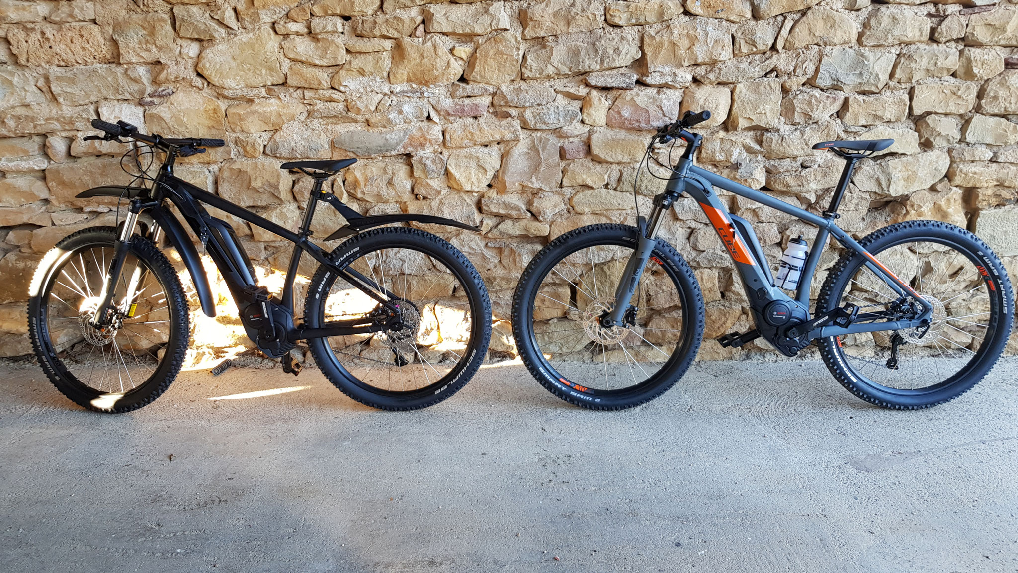 e-bike rental in the Cuvier of Saint Martin