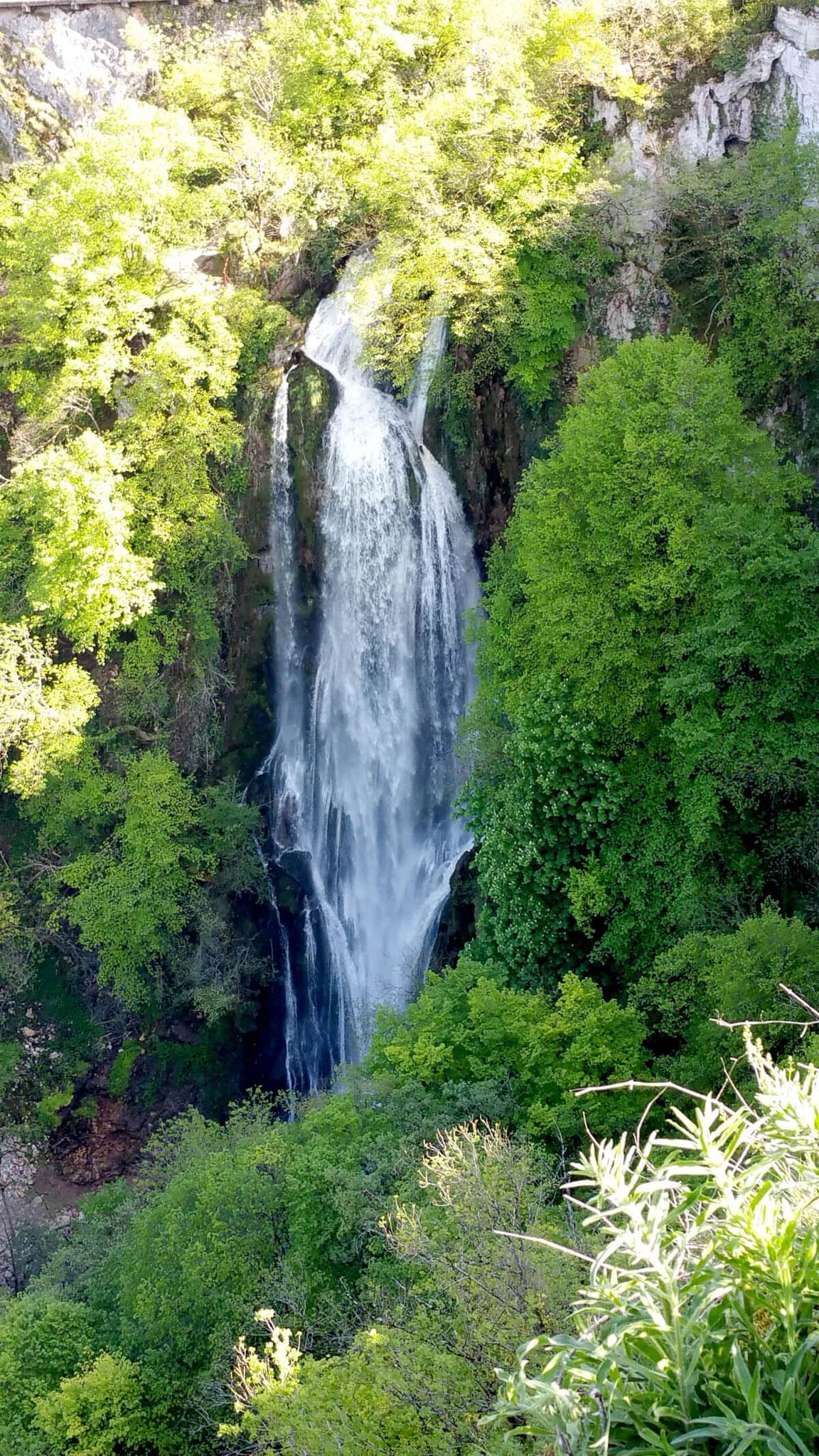 La cascade d'Autoire