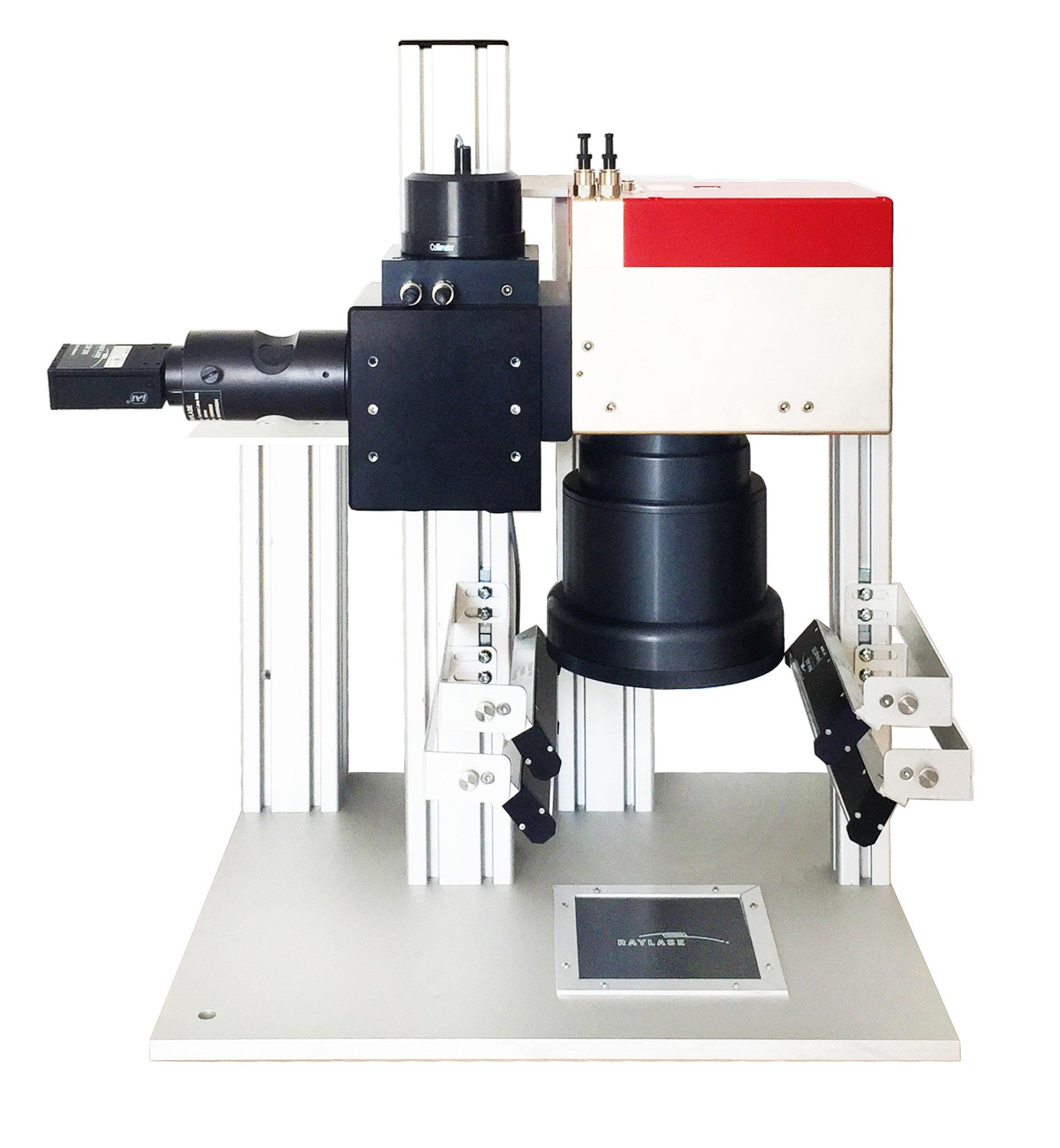 MACHINE VISION CONTROL zur Anpassung des Laserprozesses an die die Position und Ausrichtung der Werkstücke