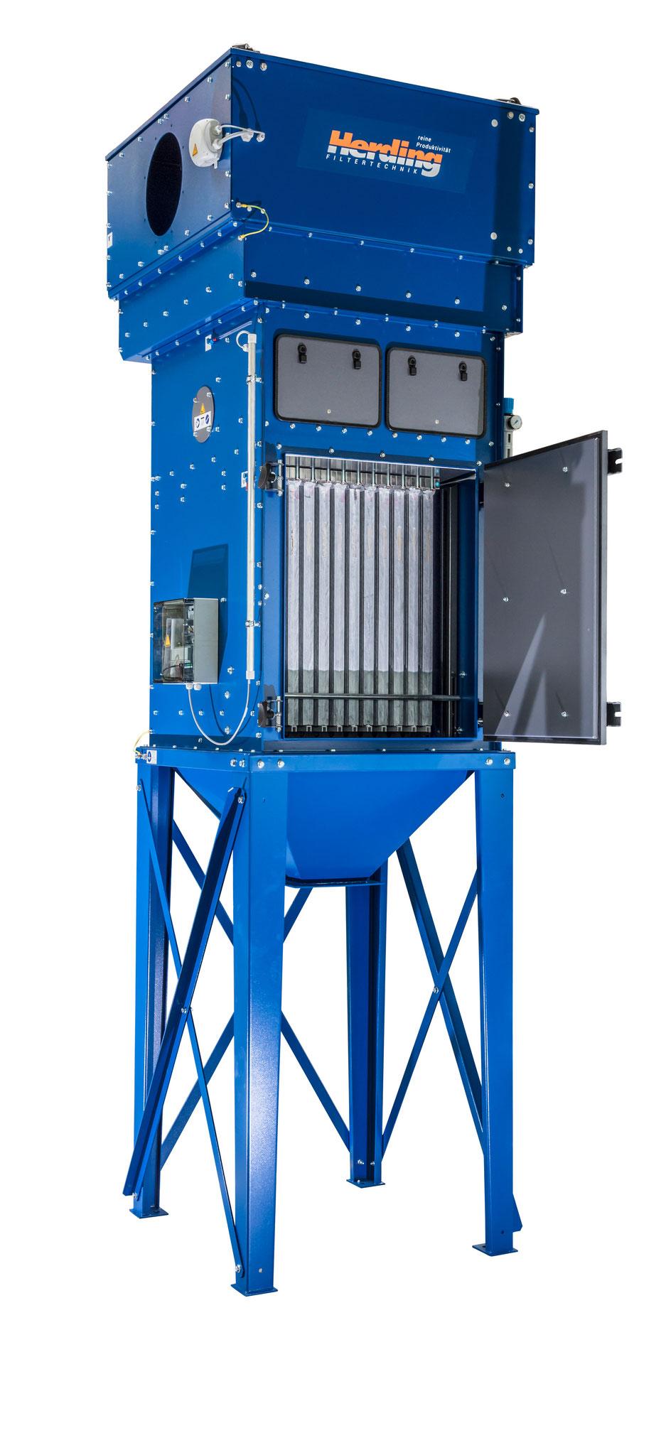 Filteranlage Herding®  FLEX - die flexible Baureihe für alle Industrien (Bild: © Herding® GmbH Filtertechnik)