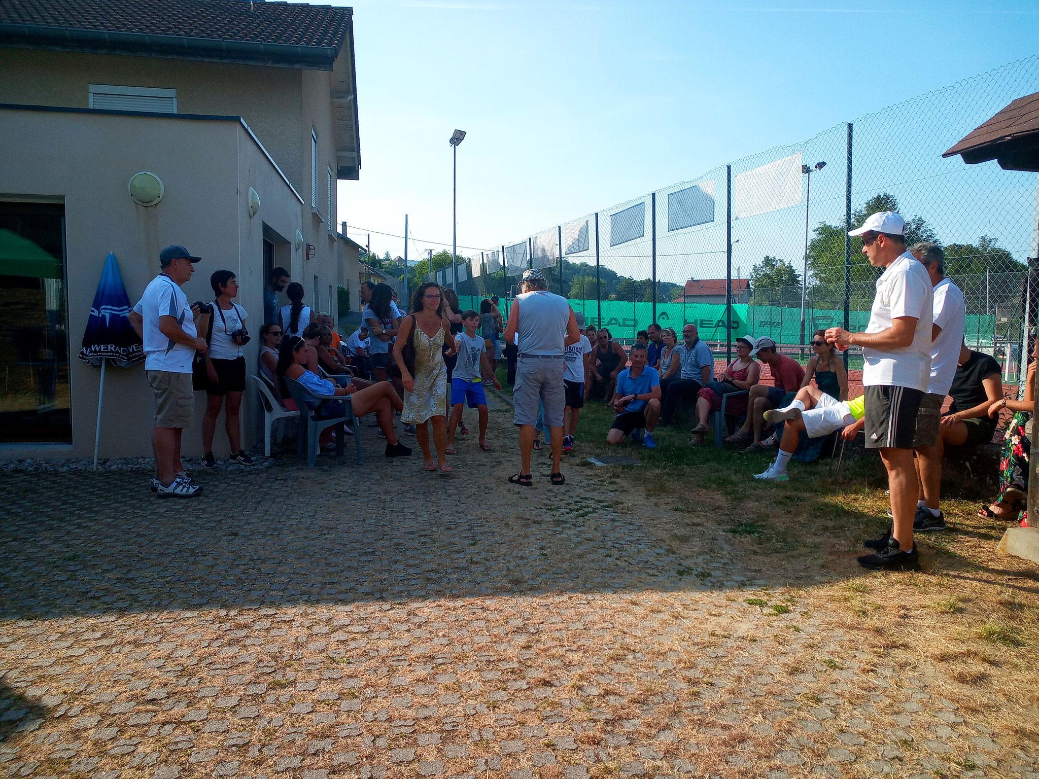 Tennis club du lac - Tennis club du lac