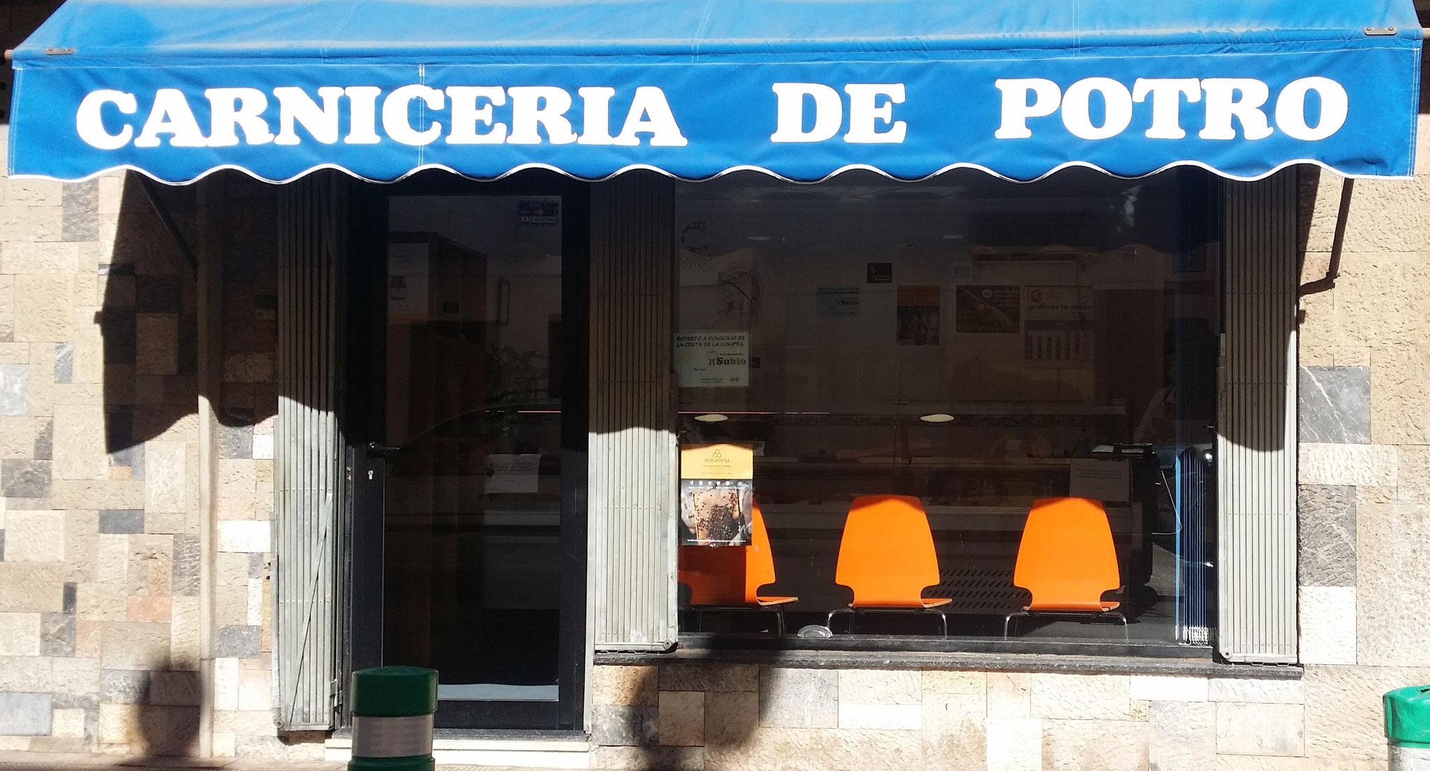 <b>Carnicería Toni</b><br>Carnicería de Potro