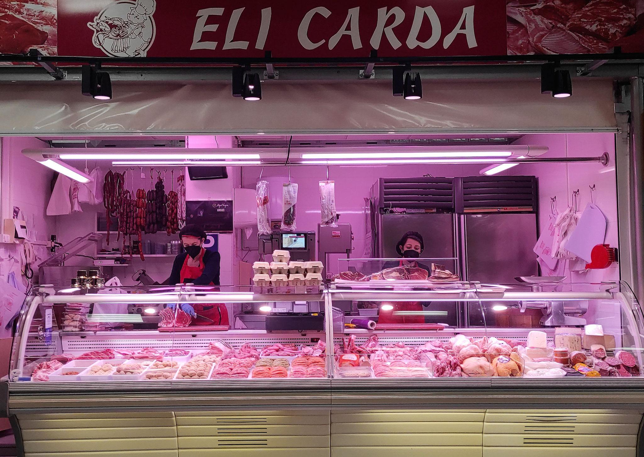 <b>Carnicería Eli Carda</b><br>Carnicería Tradicional