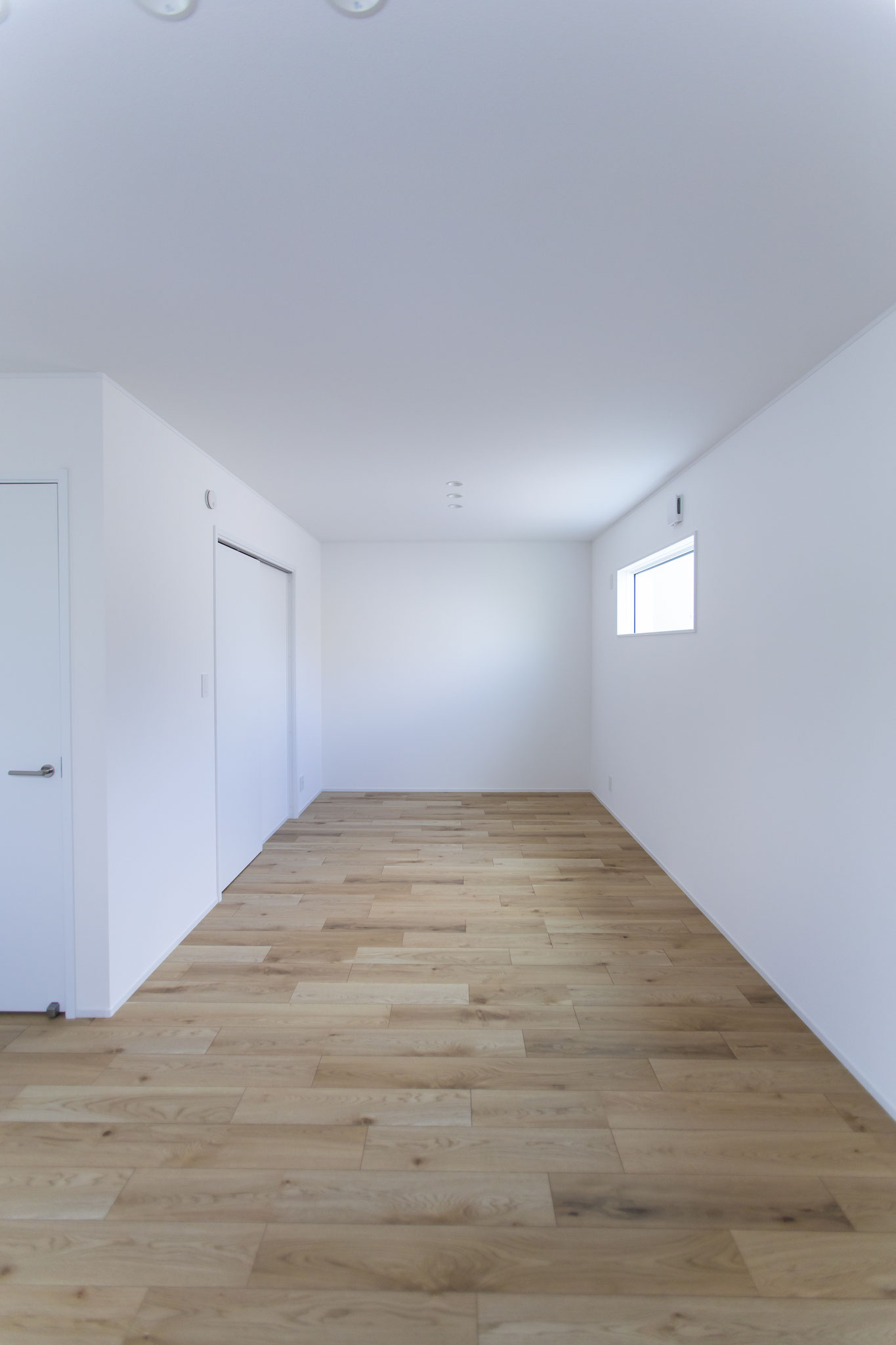空っぽの空間