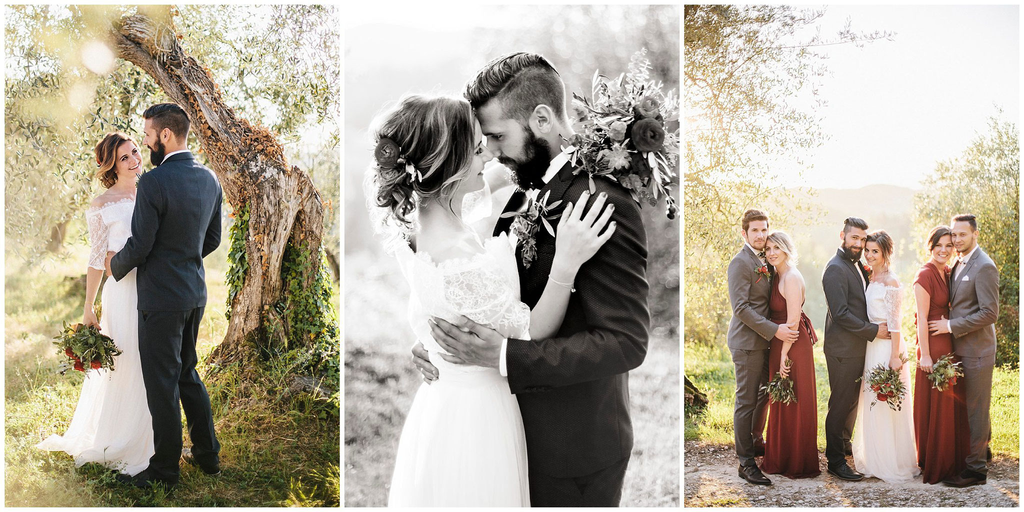 Italien Hochzeitsfotograf Toskana jane weber Olivenbäume