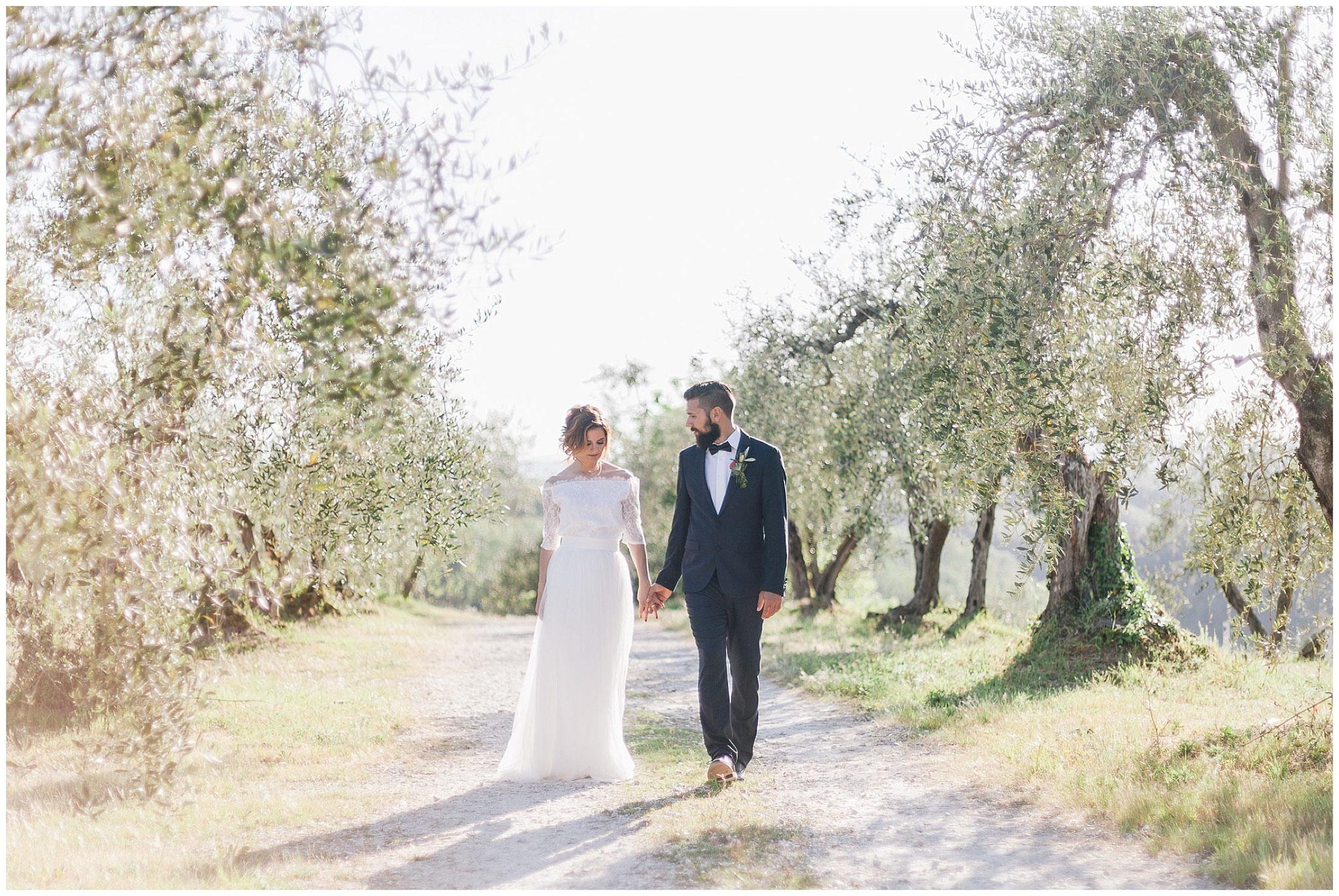 Italien Hochzeitsfotograf Toskana jane weber Olivenbäume  Auslandshochzeit destinationwedding