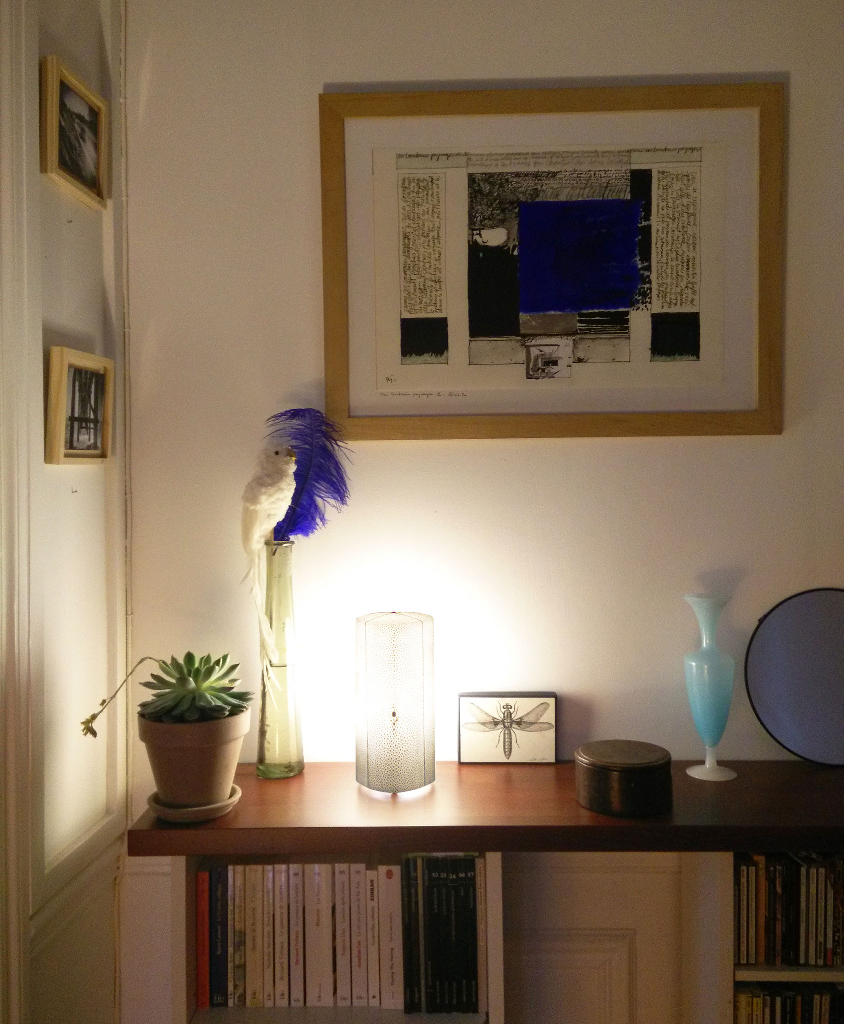 Lampe d'appoint - Collection lampes - particuliers - Paris