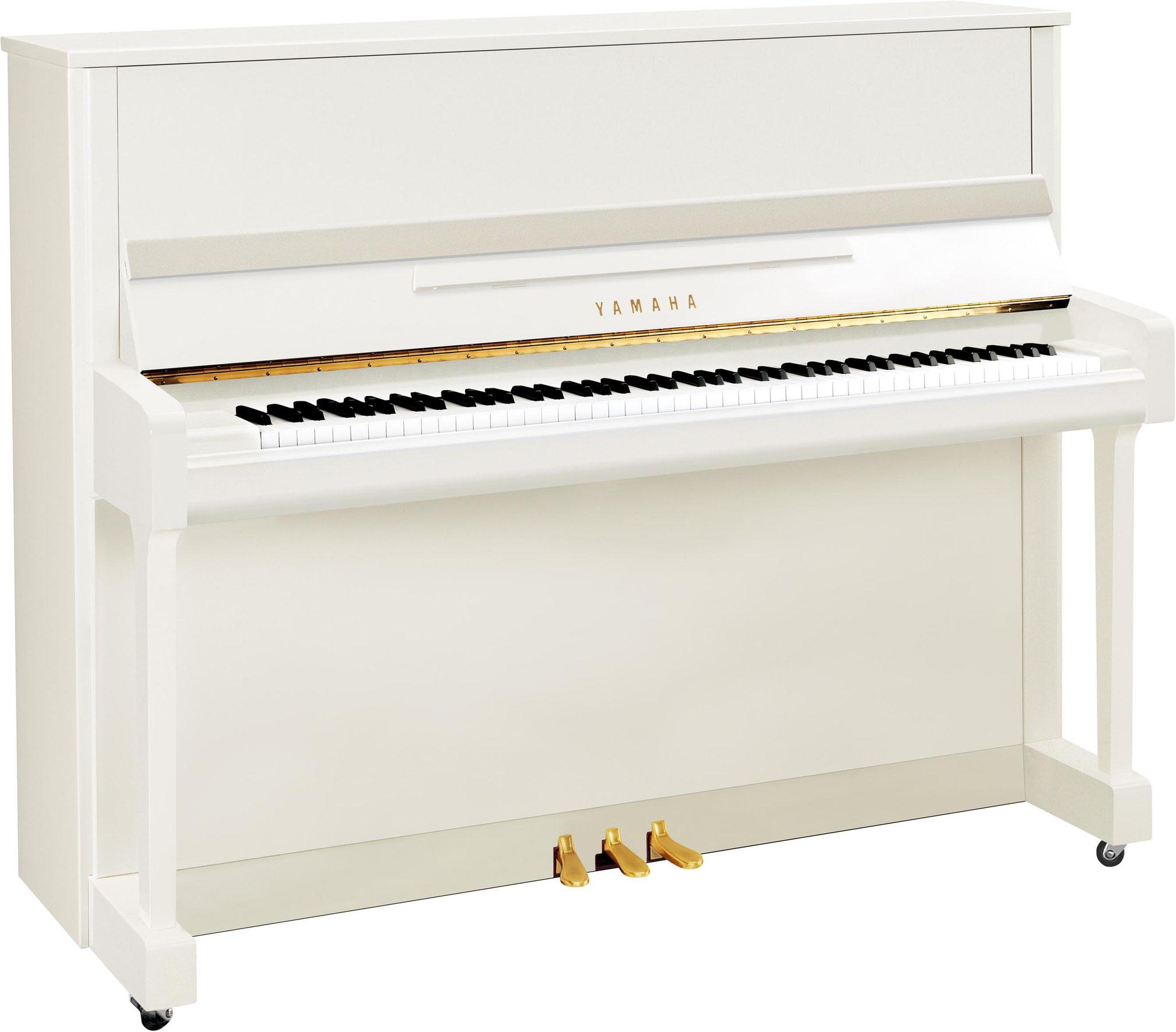 Yamaha B3 Polished White