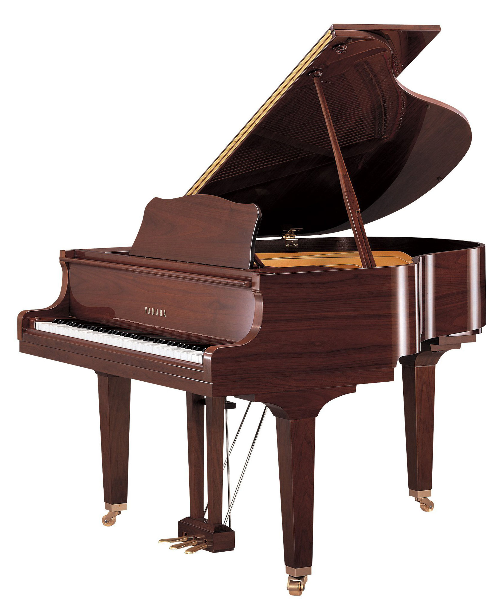 Yamaha GB1 Polished American Walnut