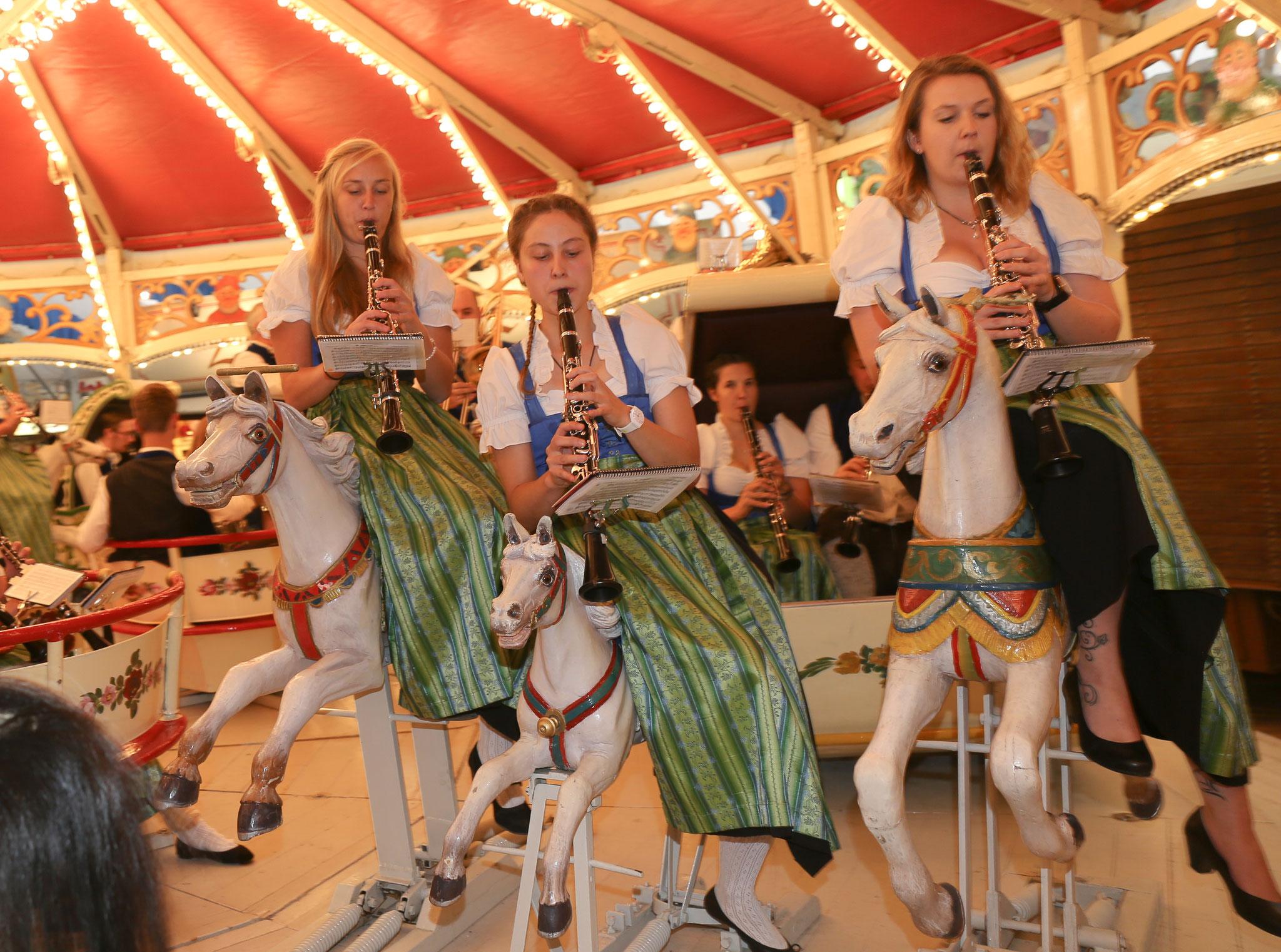Oide Wiesn - Oktoberfest München 2019