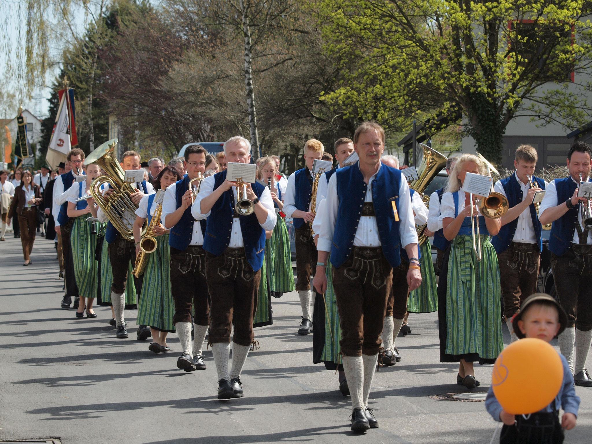 Puchheimer Volksfest - Festzug 2018