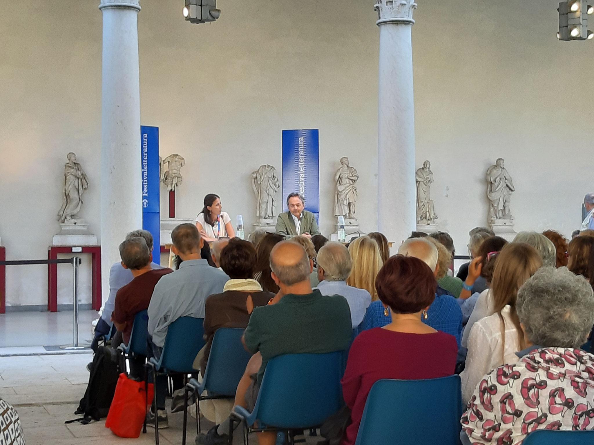 Evento ''Mondi separati dentro le città'' - Festivaletteratura Mantova 2019