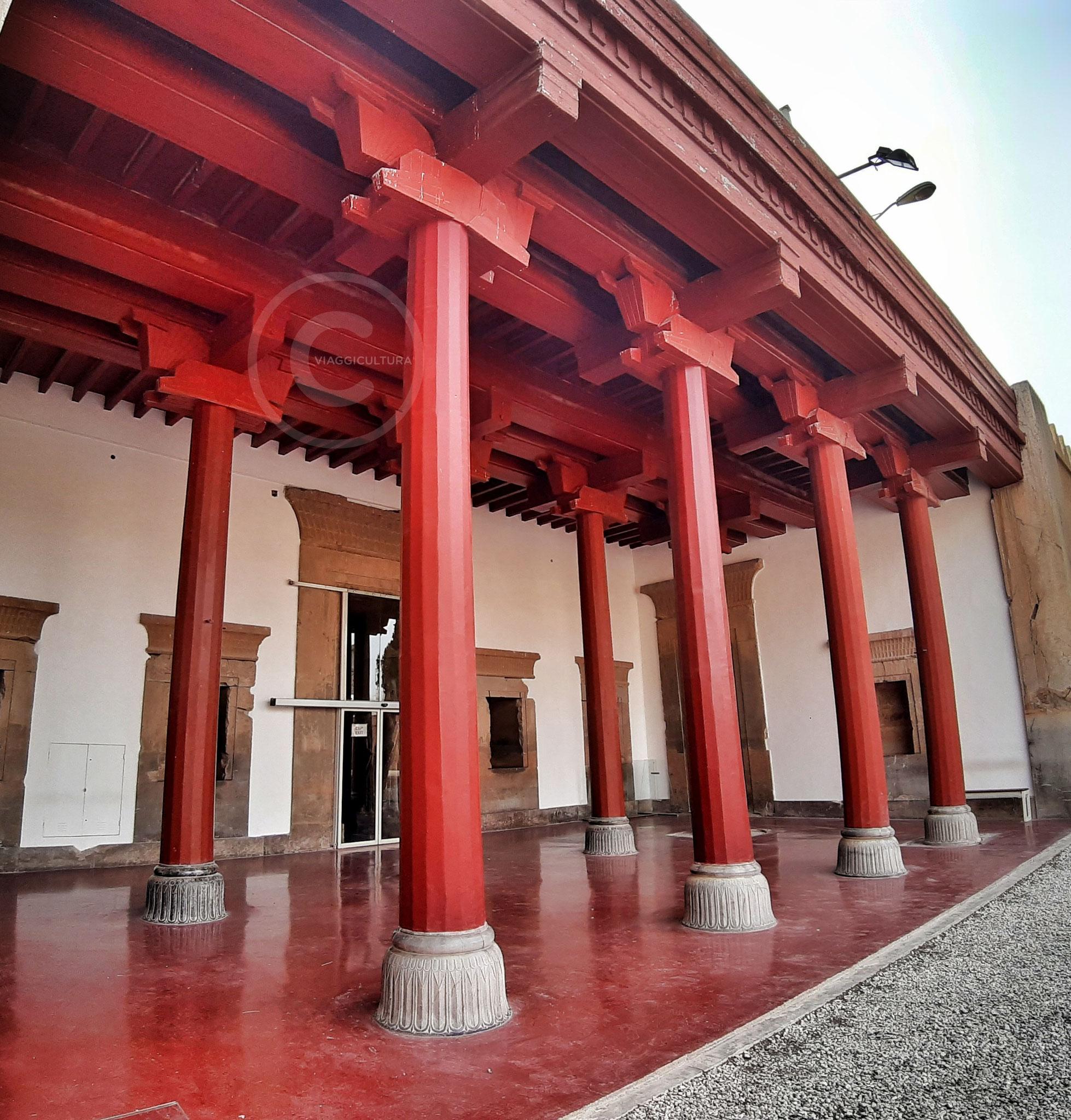 Museo di Persepoli, Iran
