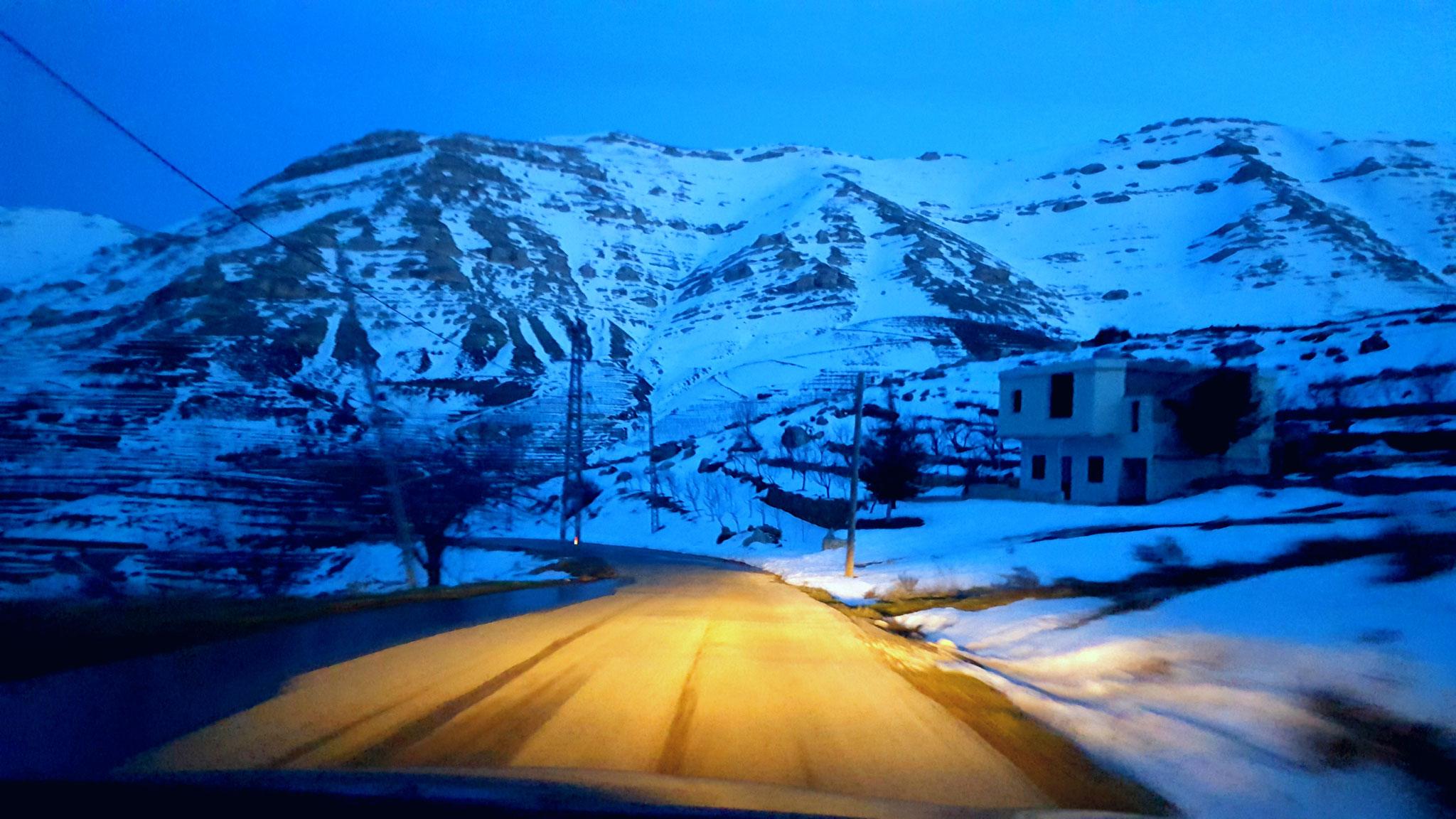 Deir El Qamar, Libano