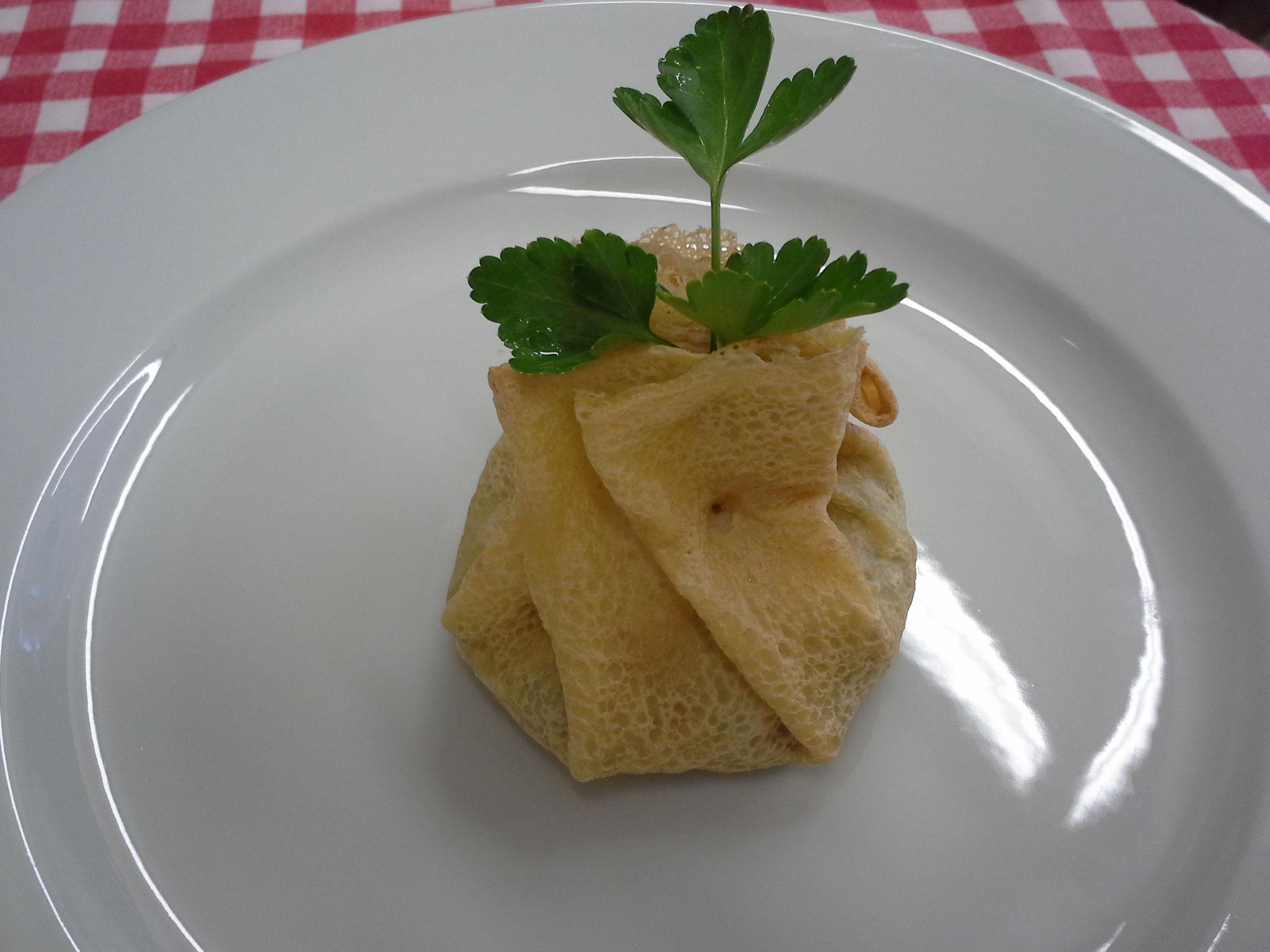 omonière d'épinard