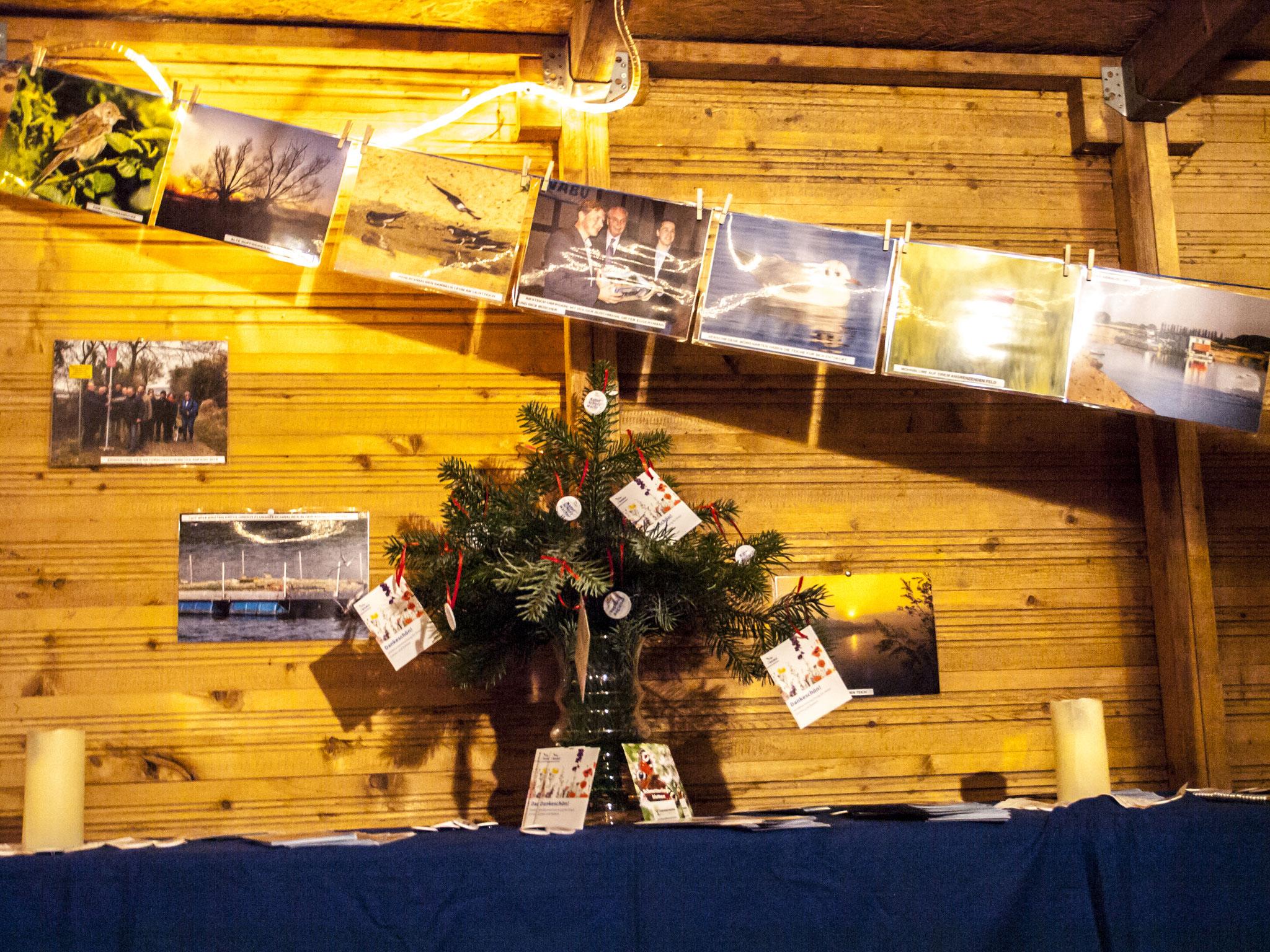 Die Ausstellung im Mehrgenerationenhaus. - Foto: Kathy Büscher