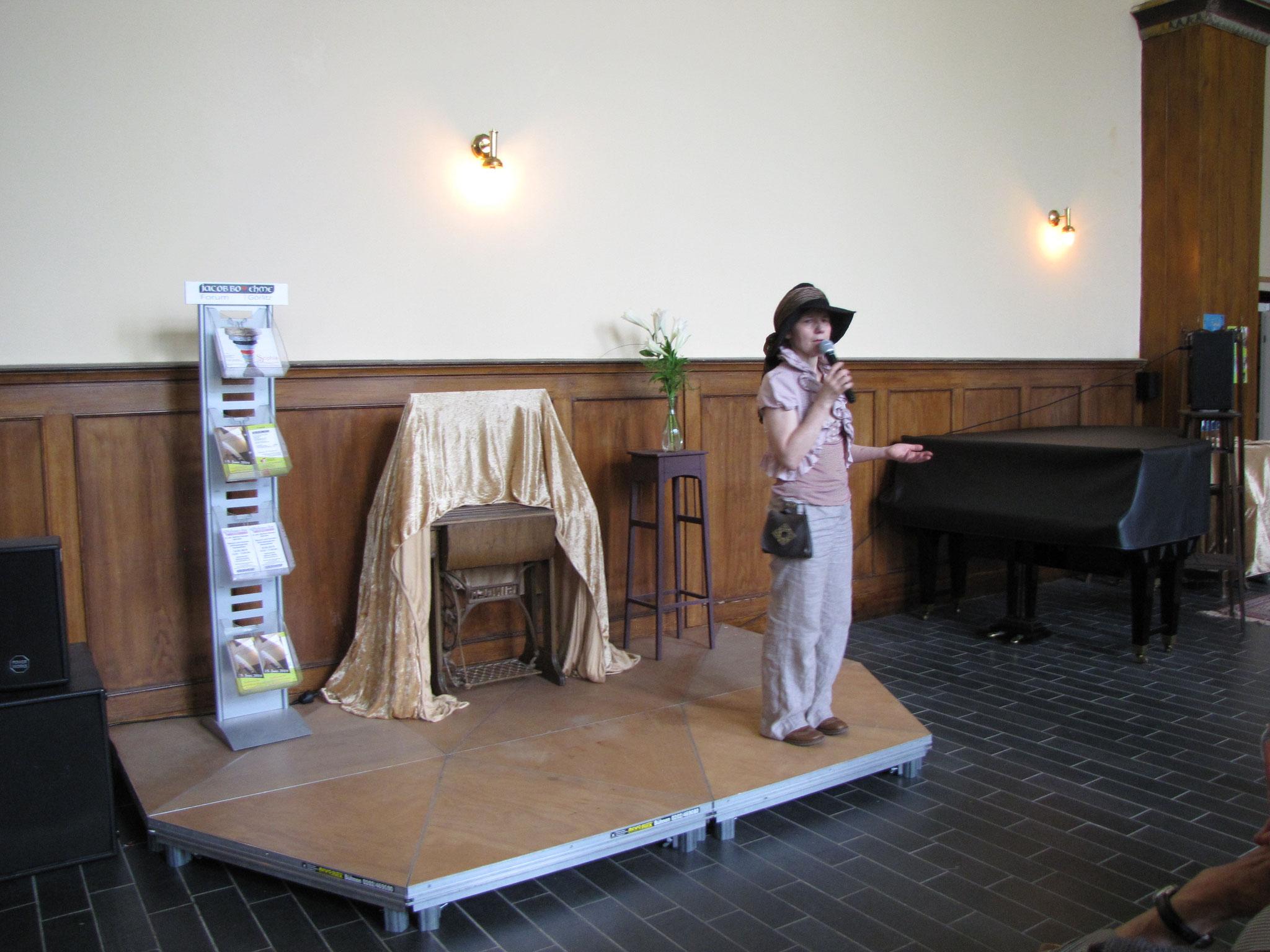 Eröffnungsrede von Birgit Beltle