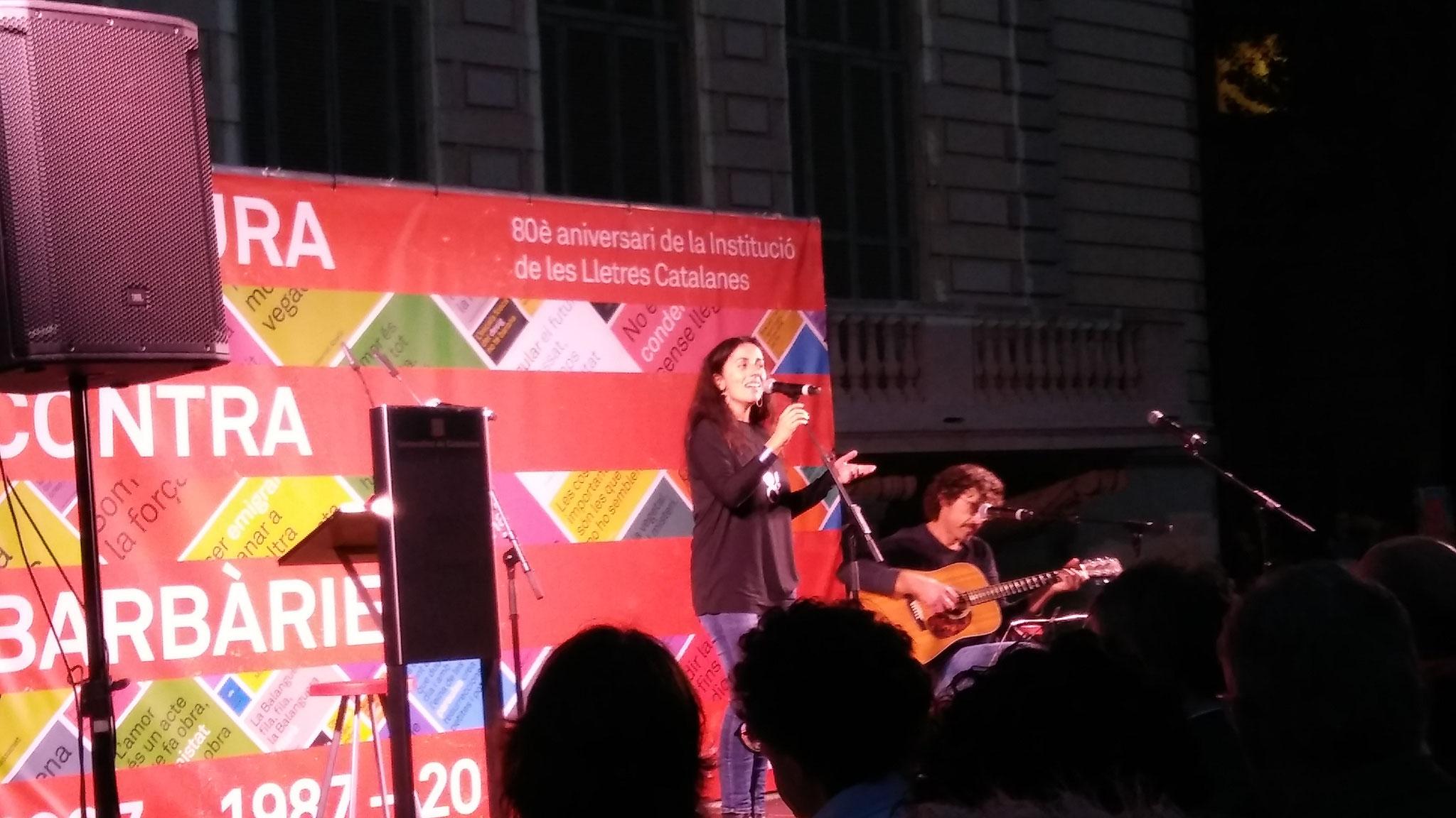 """Mirna Vilasís i Xavi Múrica - """"Espero meravelles"""" (Montserrat Abelló) i """"La paraula"""" (Joan Vinyoli)"""