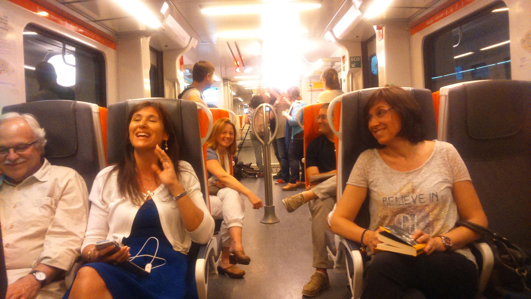 Dins el tren