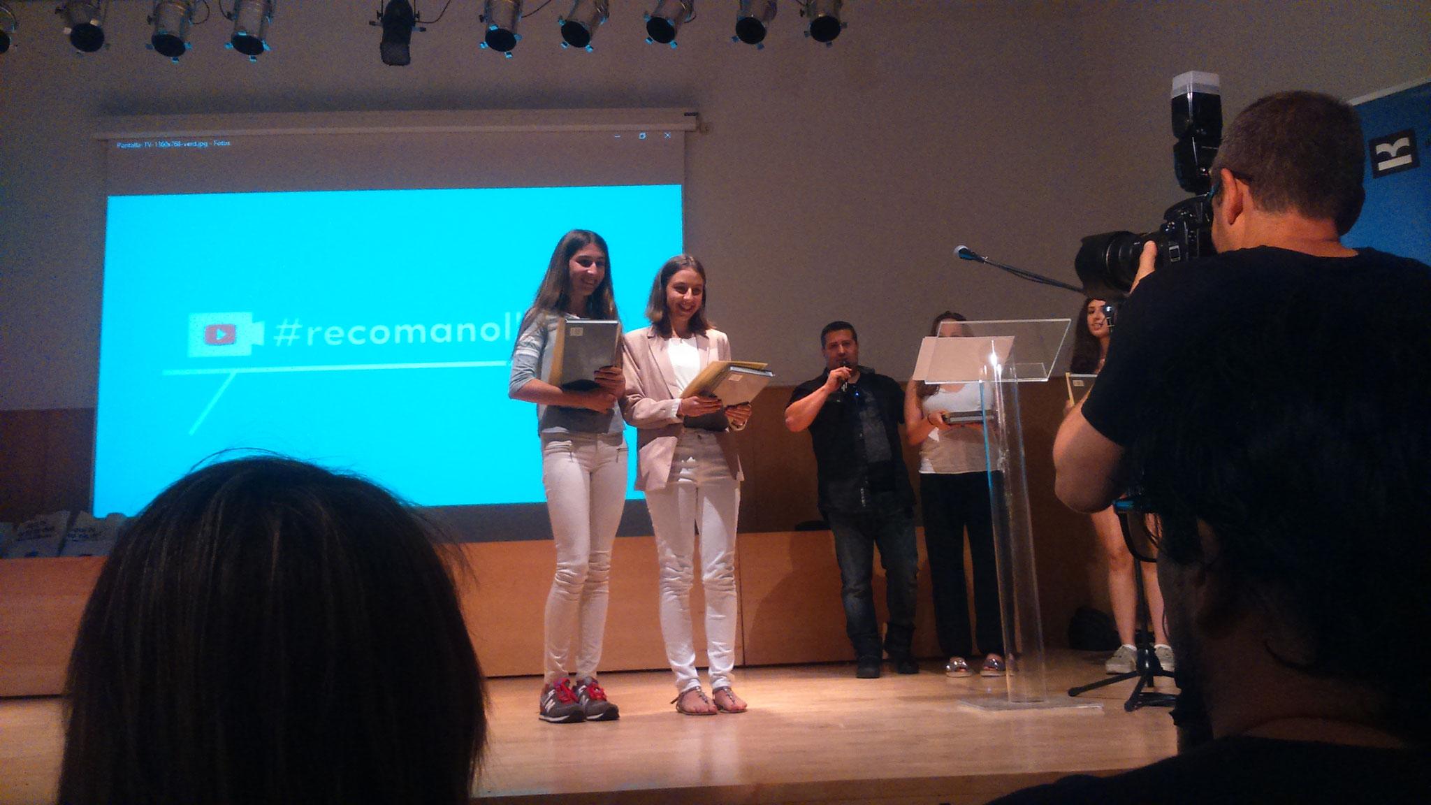 Marina Valentina i Georgina Molins, finalistes