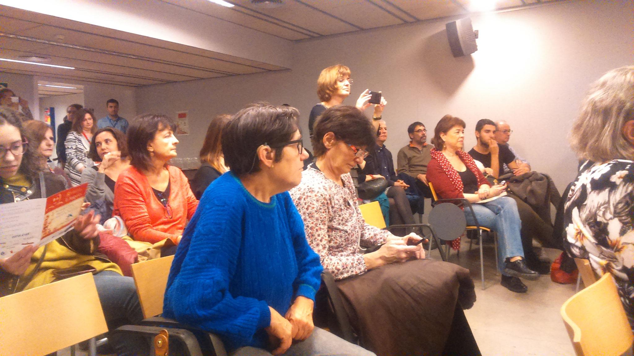 Inauguració Gràcia Llegeix a la biblioteca Vila de Gràcia