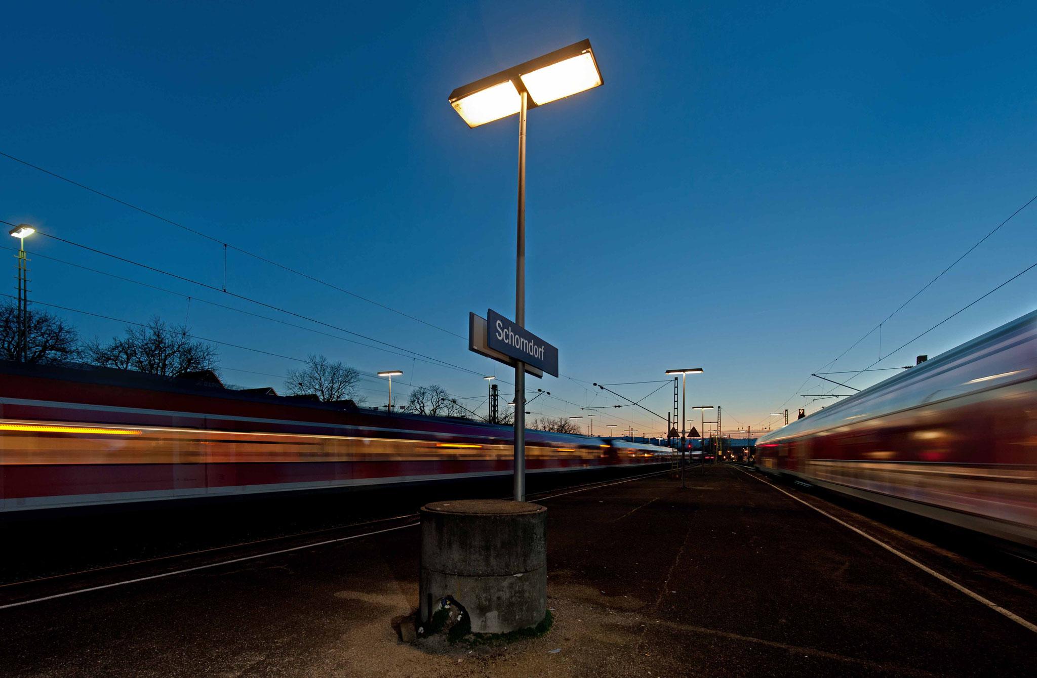 Bahnhof Schorndorf