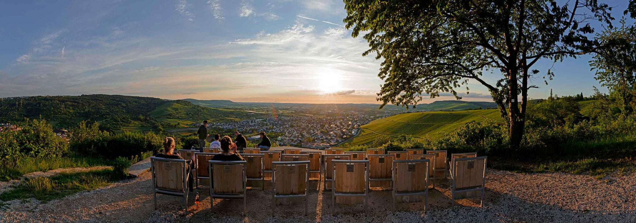 Remstalkino -  Panoramaaufnahme in der Rems-Murr-Klinik Schorndorf