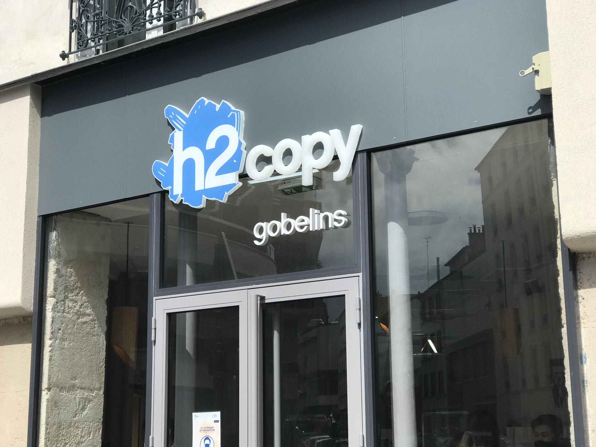 h2copy Gobelins 75013