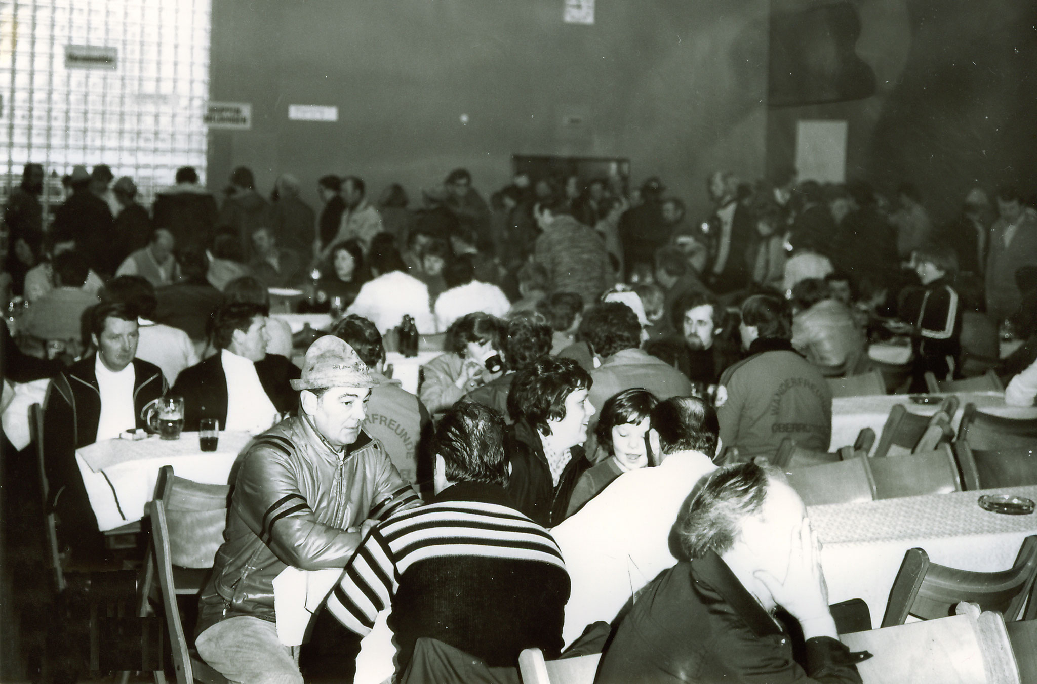 Bild aus 1979 Wandertag Kappel