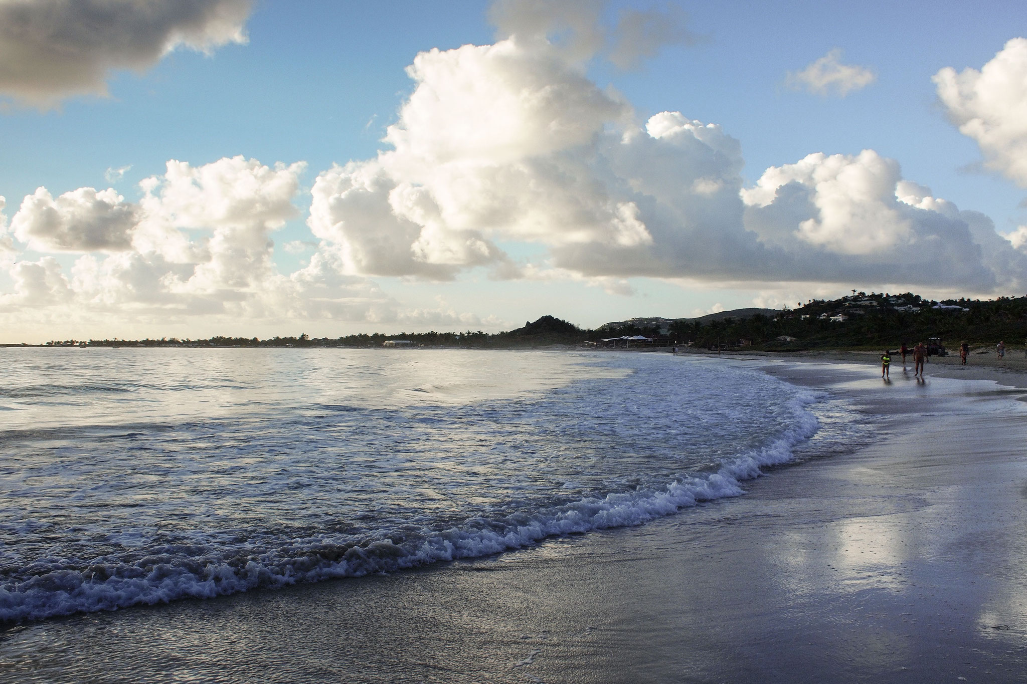 Notre plage baie Orientale