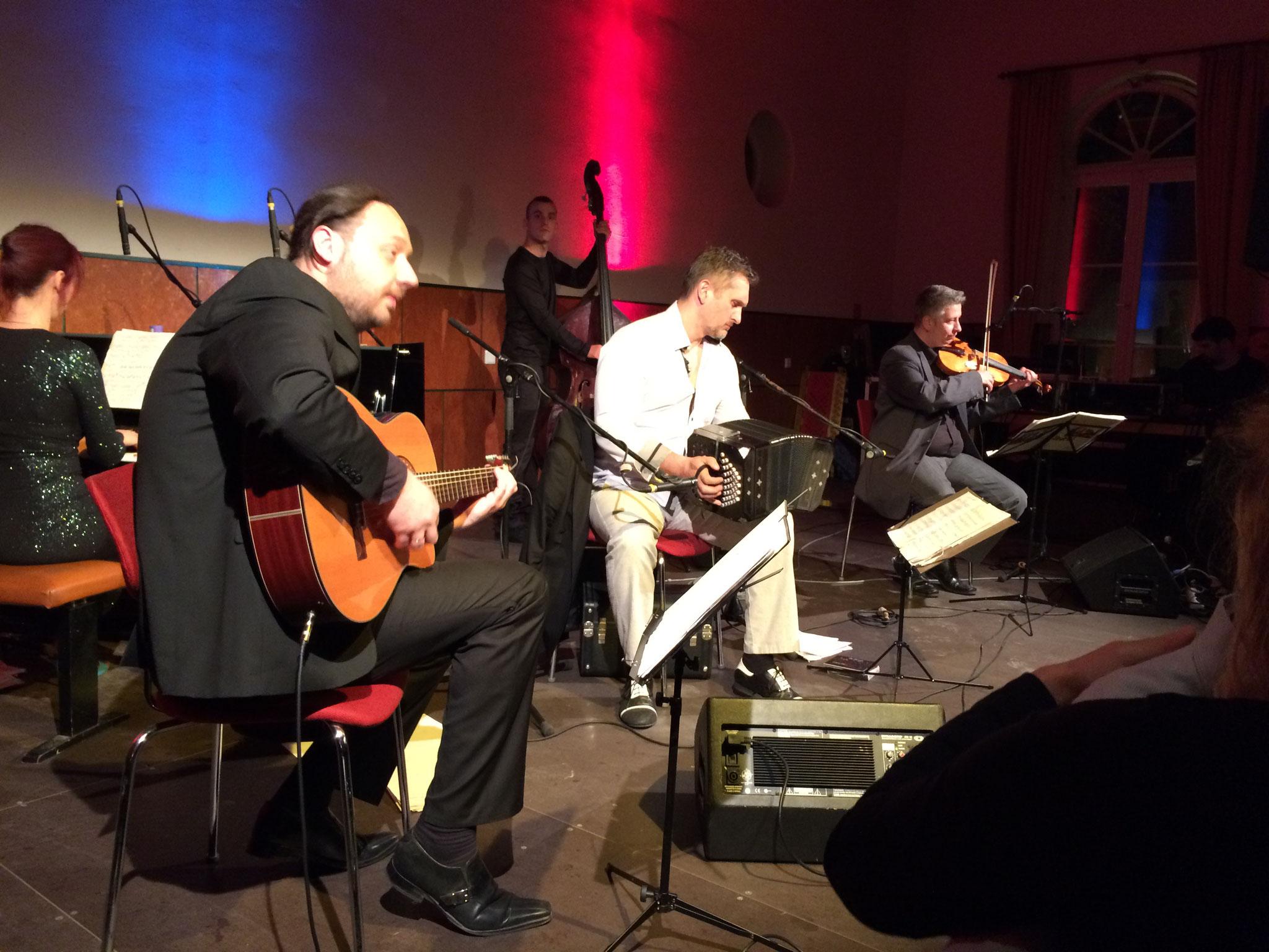 Quintett Beltango 2015